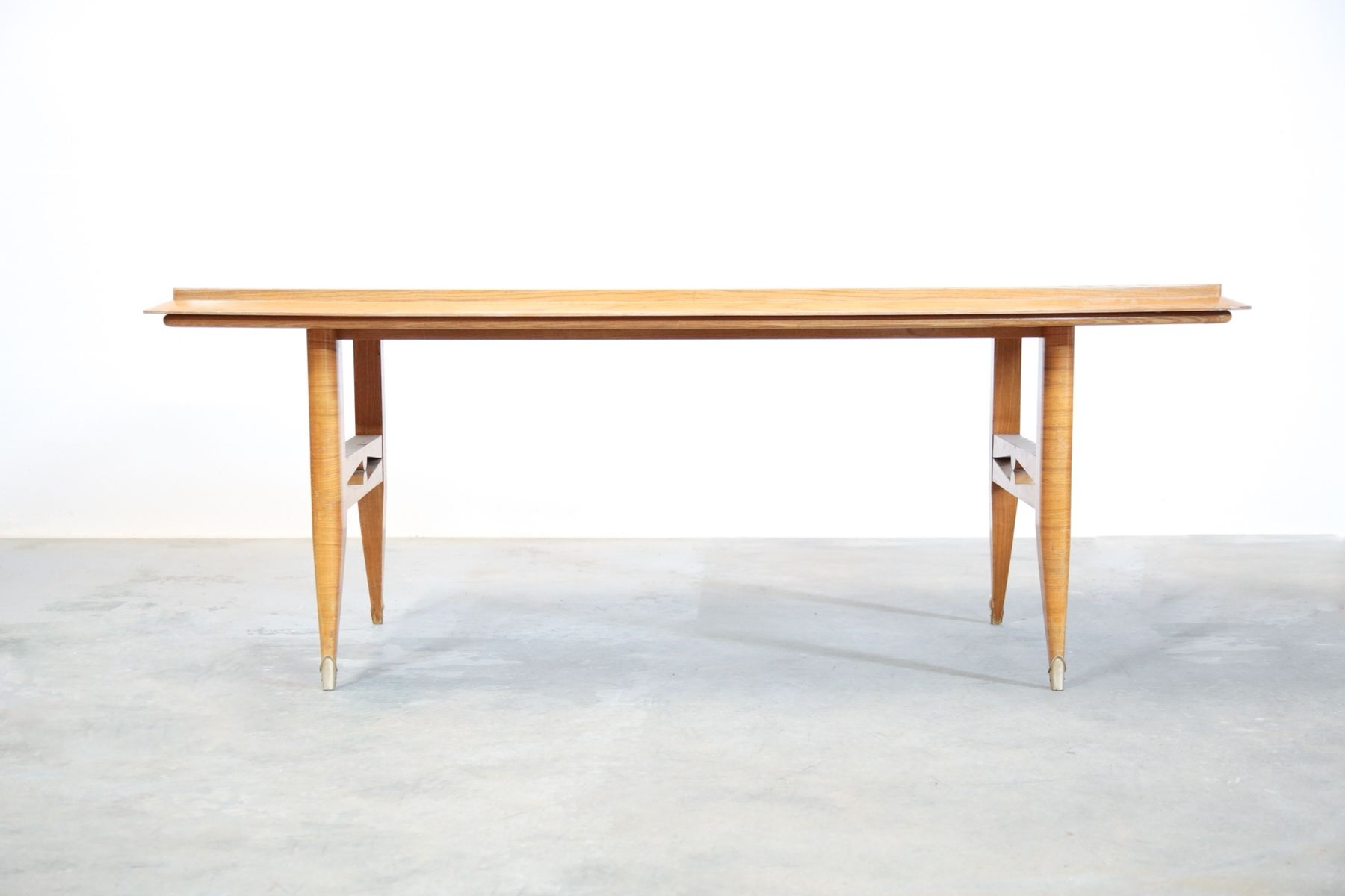 2018 Vintage Italian Dining Table, 1960S For Sale At Pamono Within Italian Dining Tables (View 1 of 25)
