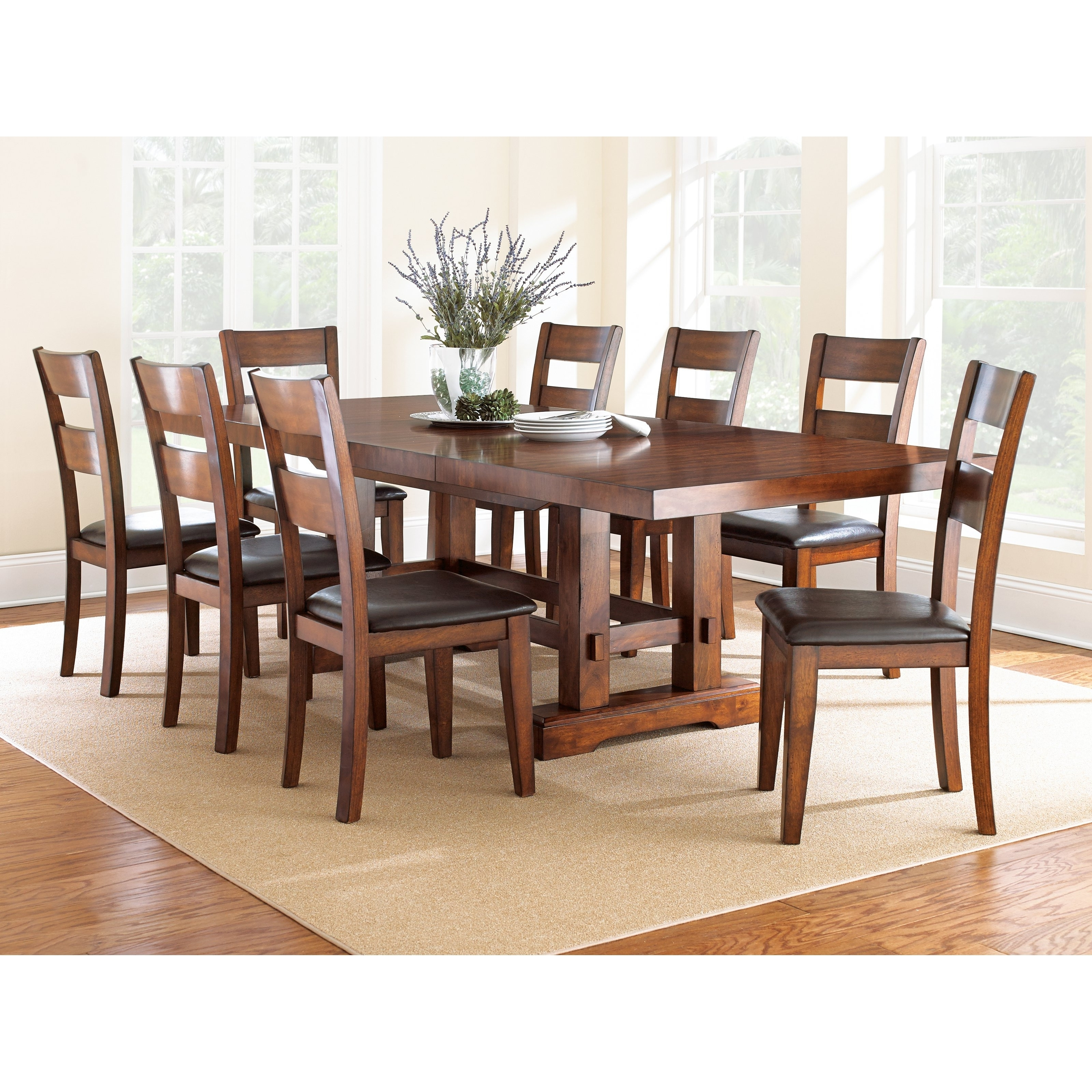 24 Montreal regarding 8 Chairs Dining Tables