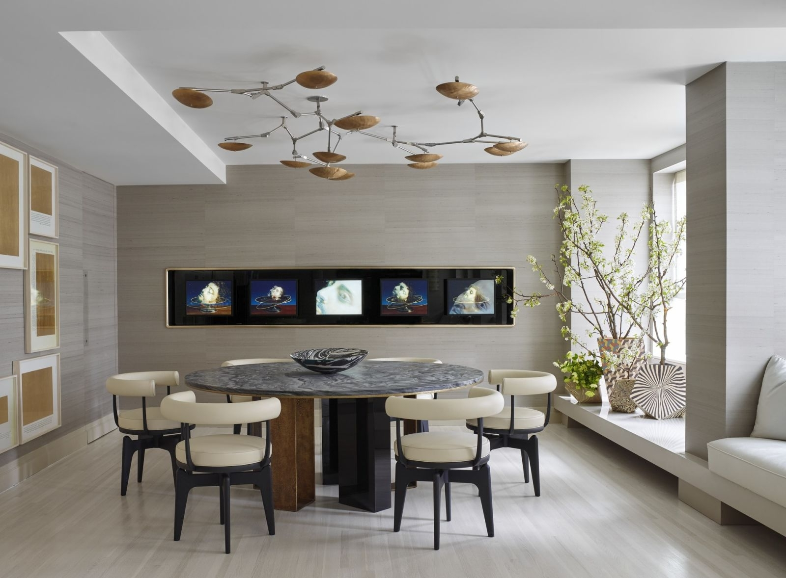 25 Trendiest Modern Dining Tables For Your Dining Space Inside Most Popular Modern Dining Room Furniture (Gallery 23 of 25)