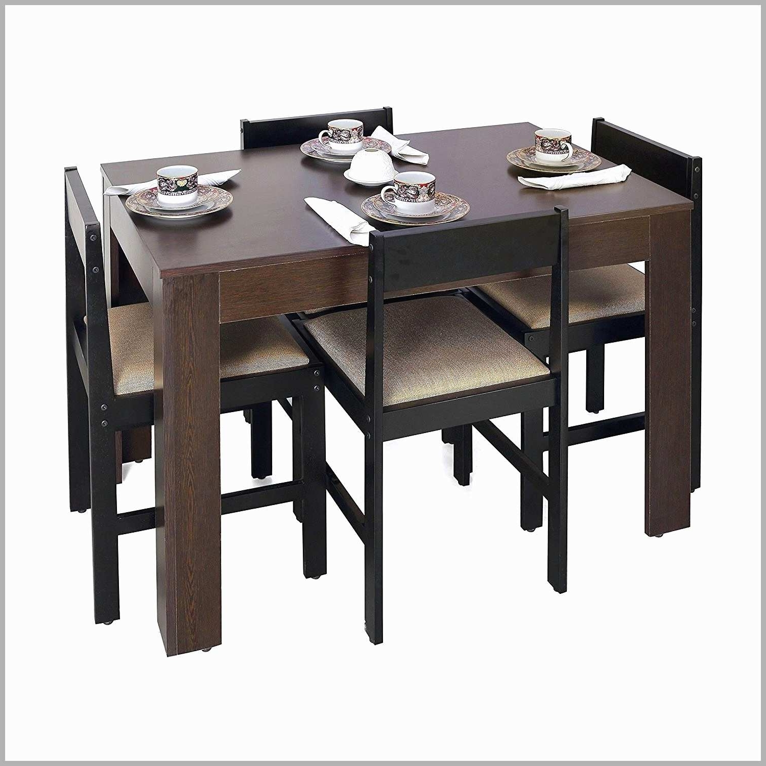 3 Piece Dining Room Set Elegant 8 Seater Dining Table Set Inside Famous 8 Seater Black Dining Tables (View 2 of 25)