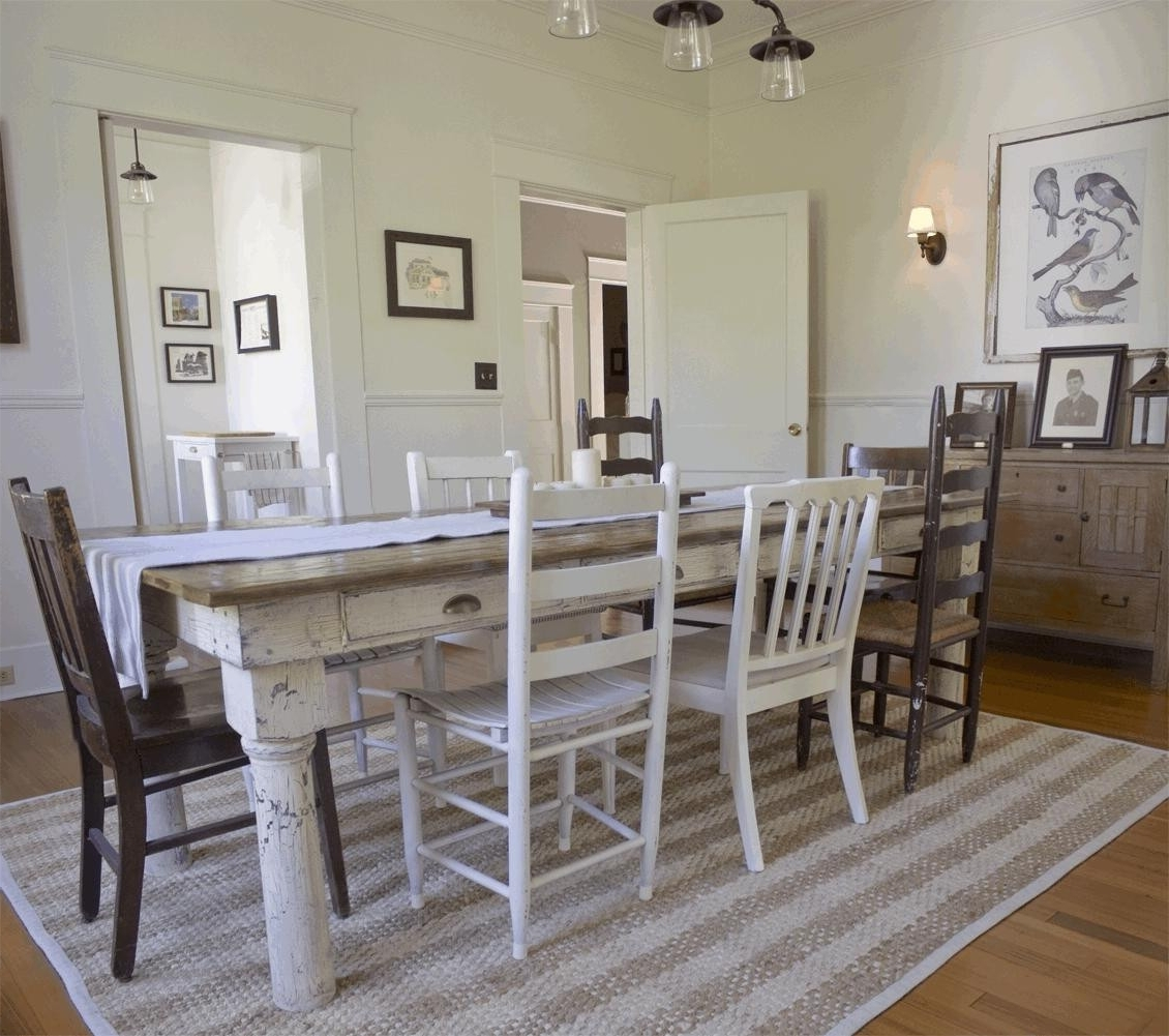 30 Elegant White Dining Room Rug (View 19 of 25)