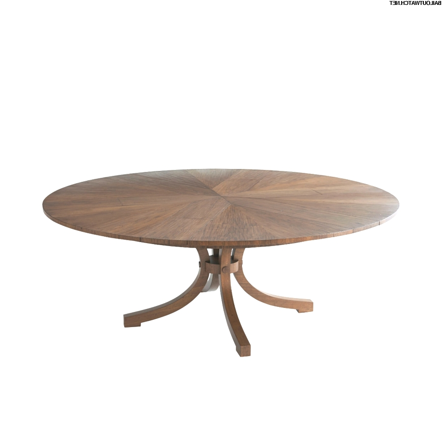 37 Incredible Round Extension Dining Table Gallery In 2018 Jaxon Round Extension Dining Tables (View 1 of 25)