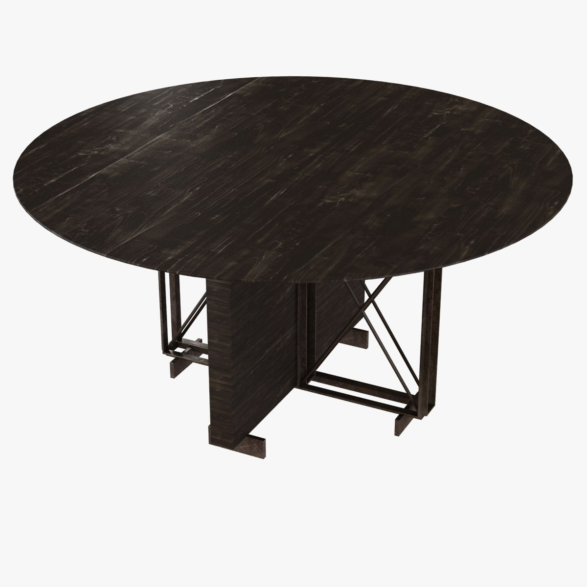 3D Holly Hunt Monaco Dining Table (View 18 of 25)
