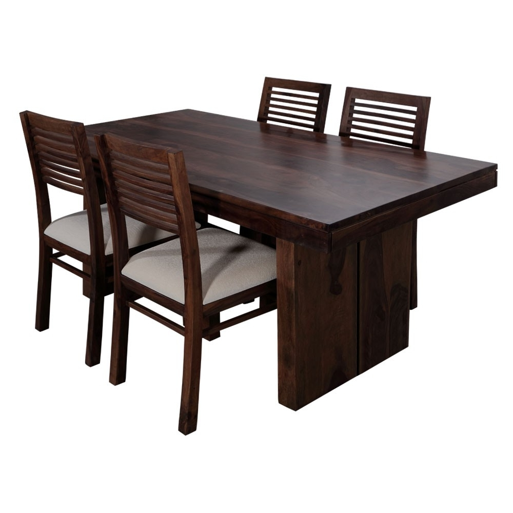 4 Seater Dining Room Table Luxury New York Four Seater Dining Table In 2017 New York Dining Tables (View 2 of 25)