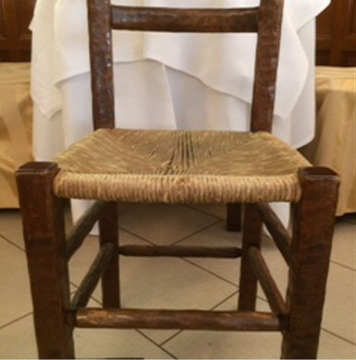 40X Italian Throughout 2017 Second Hand Oak Dining Chairs (View 8 of 25)