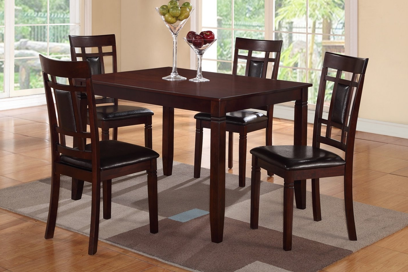 56 Dining Table Chair Set, Elegant Formal Dining Room Design With Pertaining To 2017 Dining Table Chair Sets (View 1 of 25)