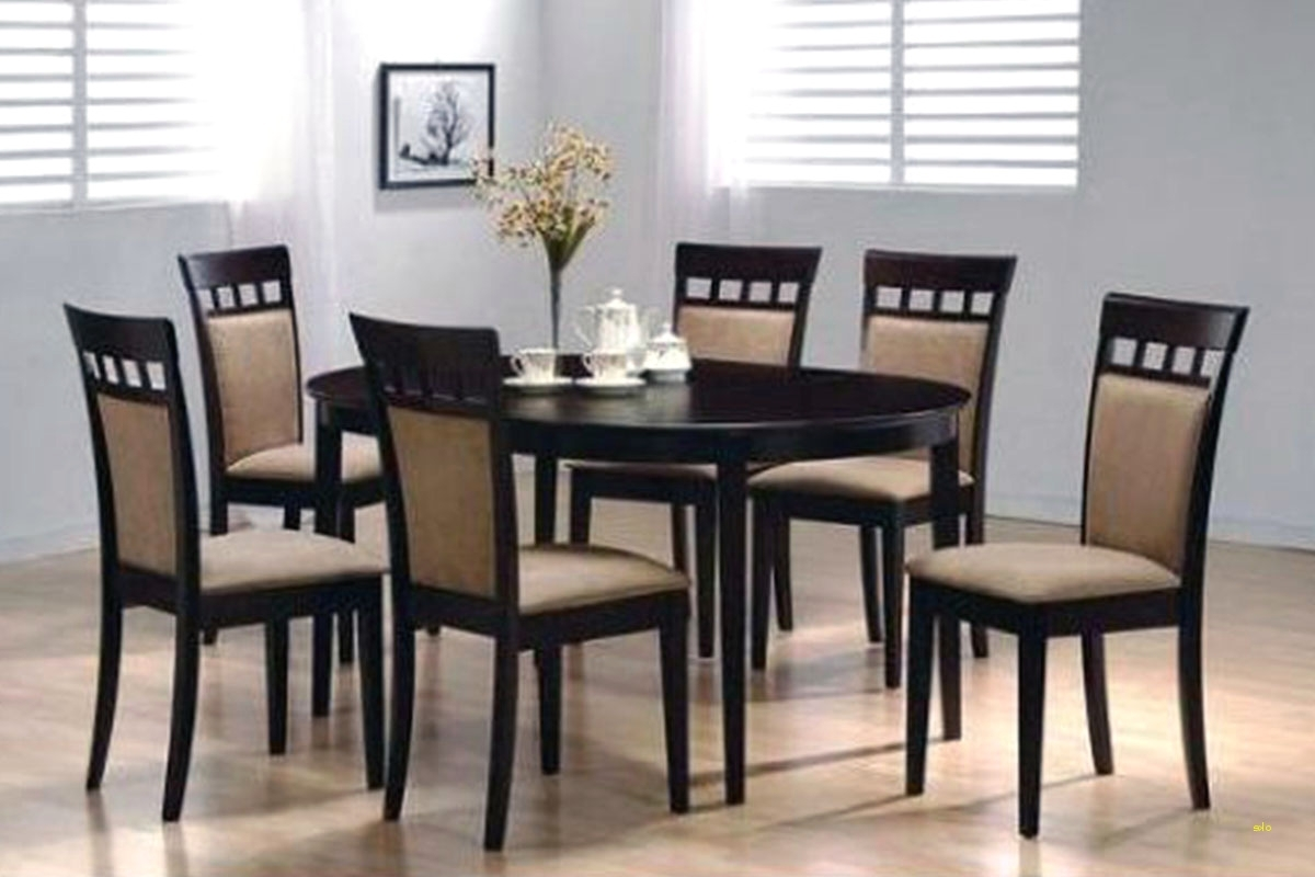6 Chair Dining Table Sets With 2017 Dining Table Set In Nigeria Unique Buy Black Round Dining Table And (Gallery 23 of 25)