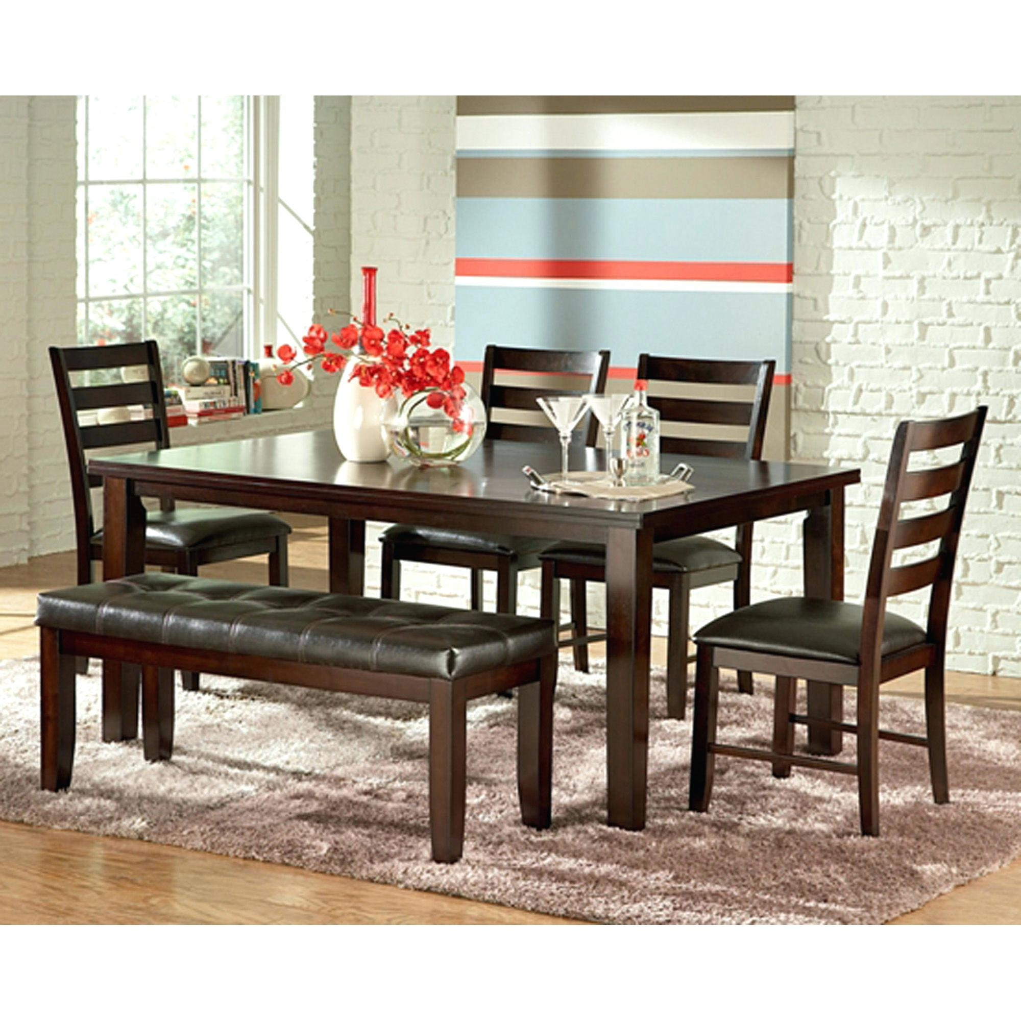 6 Piece Kitchen Table Mallard 6 Piece Extension Dining Set Inside Widely Used Mallard 6 Piece Extension Dining Sets (View 2 of 25)