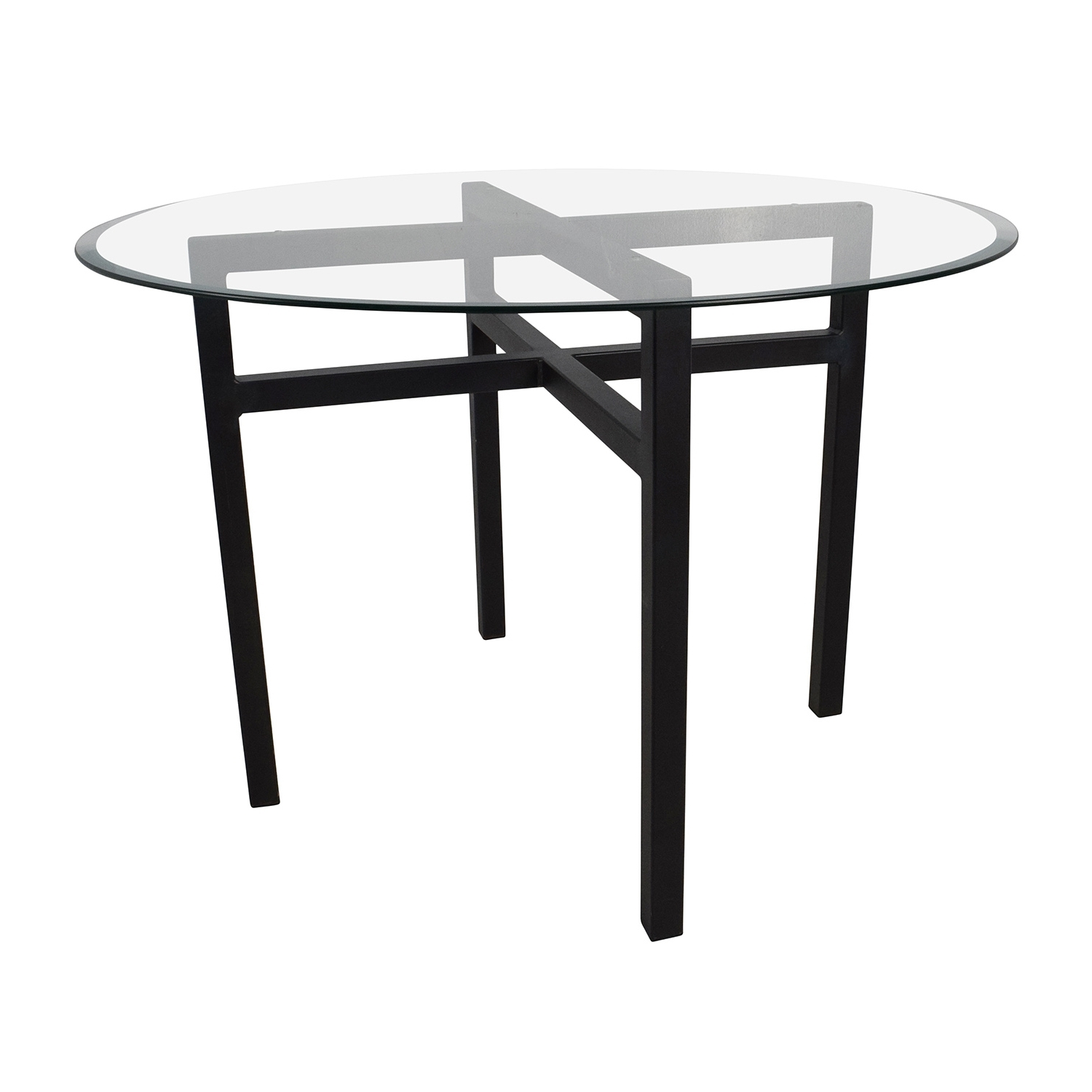 [%69% Off – Room And Board Room & Board Benson Glass Top Dining Table With Most Up To Date Benson Rectangle Dining Tables|Benson Rectangle Dining Tables With 2017 69% Off – Room And Board Room & Board Benson Glass Top Dining Table|Preferred Benson Rectangle Dining Tables Within 69% Off – Room And Board Room & Board Benson Glass Top Dining Table|Well Known 69% Off – Room And Board Room & Board Benson Glass Top Dining Table Within Benson Rectangle Dining Tables%] (View 1 of 25)