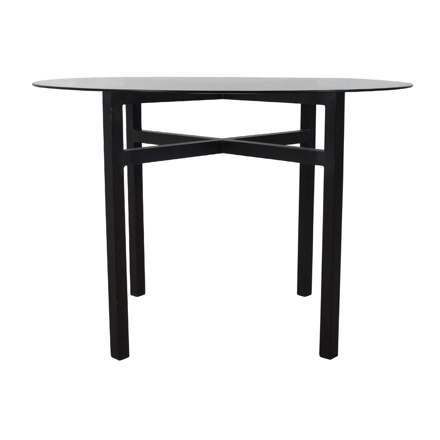 [%69% Off – Room And Board Room & Board Benson Glass Top Dining Table Within Newest Benson Rectangle Dining Tables|Benson Rectangle Dining Tables For Well Known 69% Off – Room And Board Room & Board Benson Glass Top Dining Table|Most Up To Date Benson Rectangle Dining Tables With 69% Off – Room And Board Room & Board Benson Glass Top Dining Table|Most Recent 69% Off – Room And Board Room & Board Benson Glass Top Dining Table Inside Benson Rectangle Dining Tables%] (View 2 of 25)