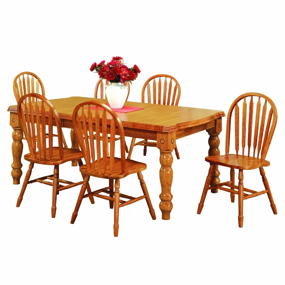 7 Piece Extension Dining Set – Dining Room Ideas With Most Current Chapleau Extension Dining Tables (View 23 of 25)