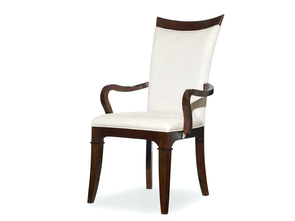77+ White Leather High Back Dining Chairs – Best Furniture Gallery With Regard To Most Recently Released High Back Dining Chairs (View 4 of 25)