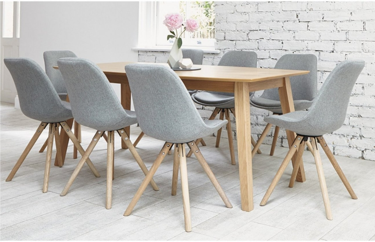 8 Seater Dining Table Set - Castrophotos with Widely used Eight Seater Dining Tables And Chairs