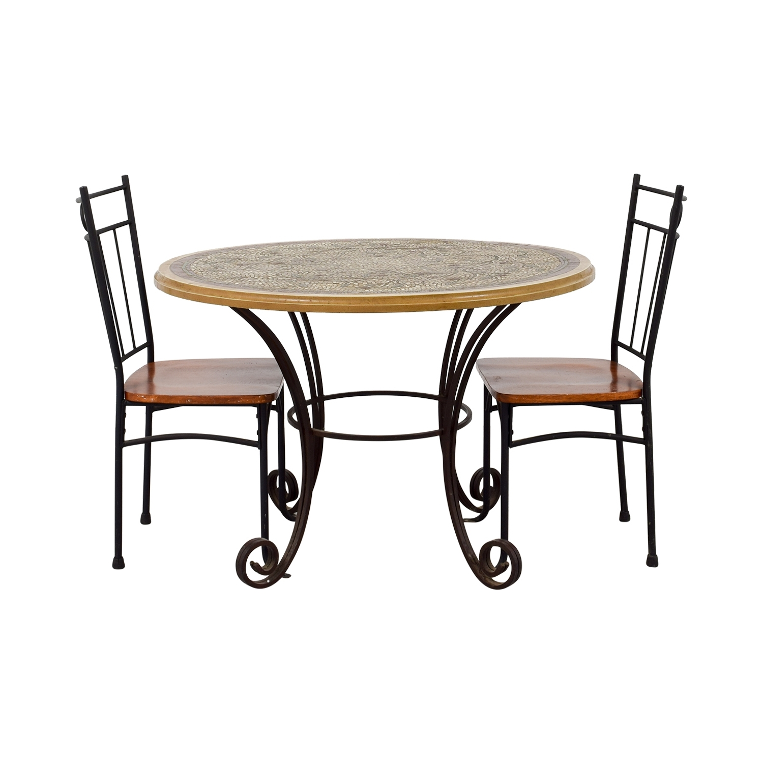 [%81% Off – Mosaic Dining Set / Tables For Newest Mosaic Dining Tables For Sale|Mosaic Dining Tables For Sale With Regard To Most Recent 81% Off – Mosaic Dining Set / Tables|Well Known Mosaic Dining Tables For Sale Within 81% Off – Mosaic Dining Set / Tables|Most Up To Date 81% Off – Mosaic Dining Set / Tables Inside Mosaic Dining Tables For Sale%] (View 1 of 25)