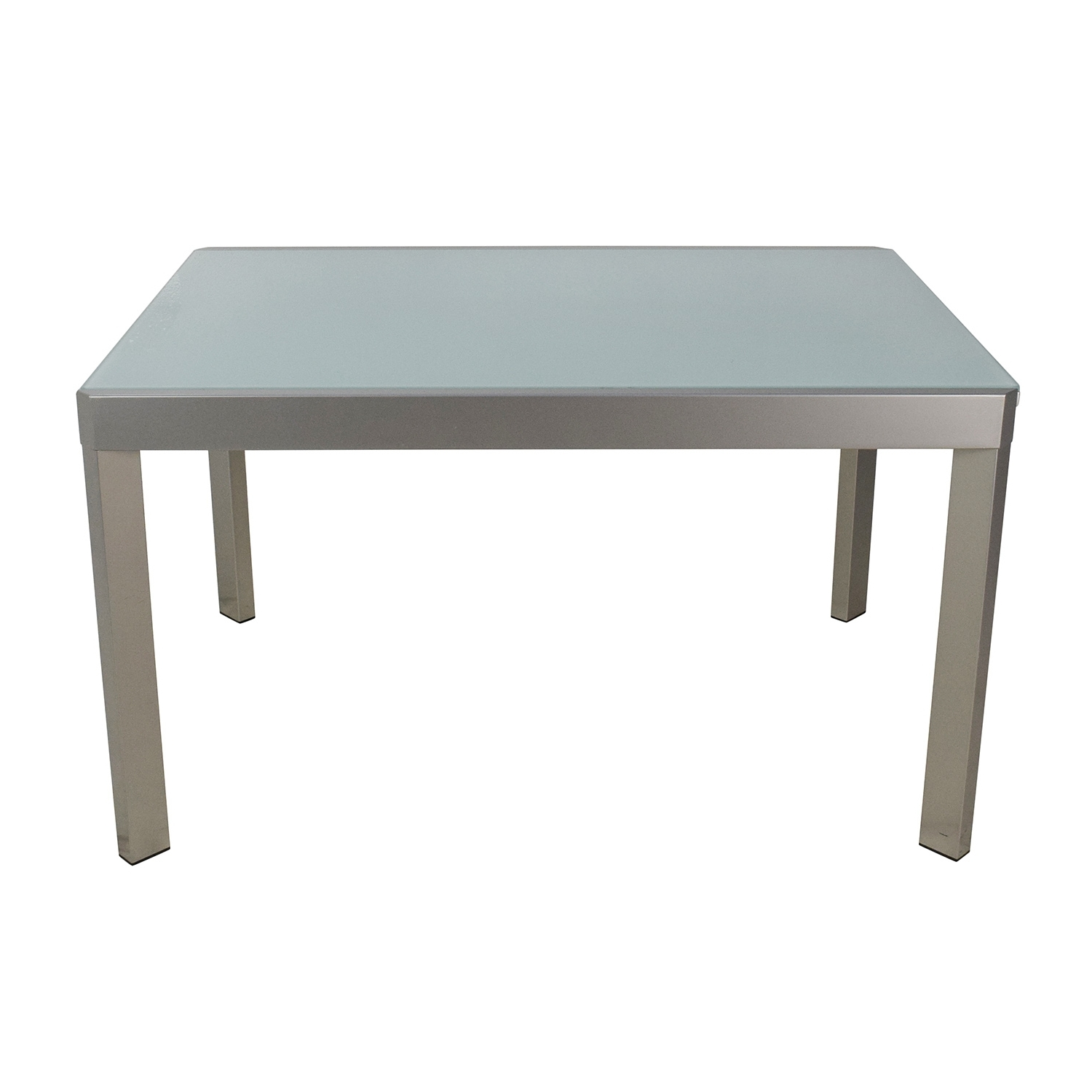 [%86% Off – Calligaris Calligaris Extendable Glass Dining Table / Tables With Preferred Extendable Glass Dining Tables|Extendable Glass Dining Tables In Preferred 86% Off – Calligaris Calligaris Extendable Glass Dining Table / Tables|Most Popular Extendable Glass Dining Tables Throughout 86% Off – Calligaris Calligaris Extendable Glass Dining Table / Tables|Fashionable 86% Off – Calligaris Calligaris Extendable Glass Dining Table / Tables In Extendable Glass Dining Tables%] (View 22 of 25)