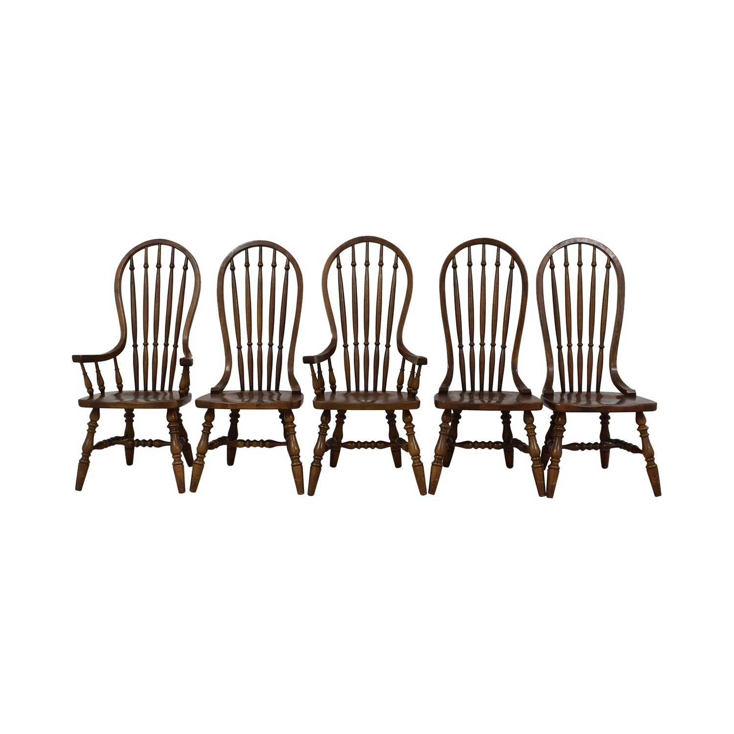 [%90% Off – Antique Oak Spindle Dining Chairs / Chairs Regarding Newest Second Hand Oak Dining Chairs|Second Hand Oak Dining Chairs Within Famous 90% Off – Antique Oak Spindle Dining Chairs / Chairs|Preferred Second Hand Oak Dining Chairs Inside 90% Off – Antique Oak Spindle Dining Chairs / Chairs|Trendy 90% Off – Antique Oak Spindle Dining Chairs / Chairs For Second Hand Oak Dining Chairs%] (View 3 of 25)