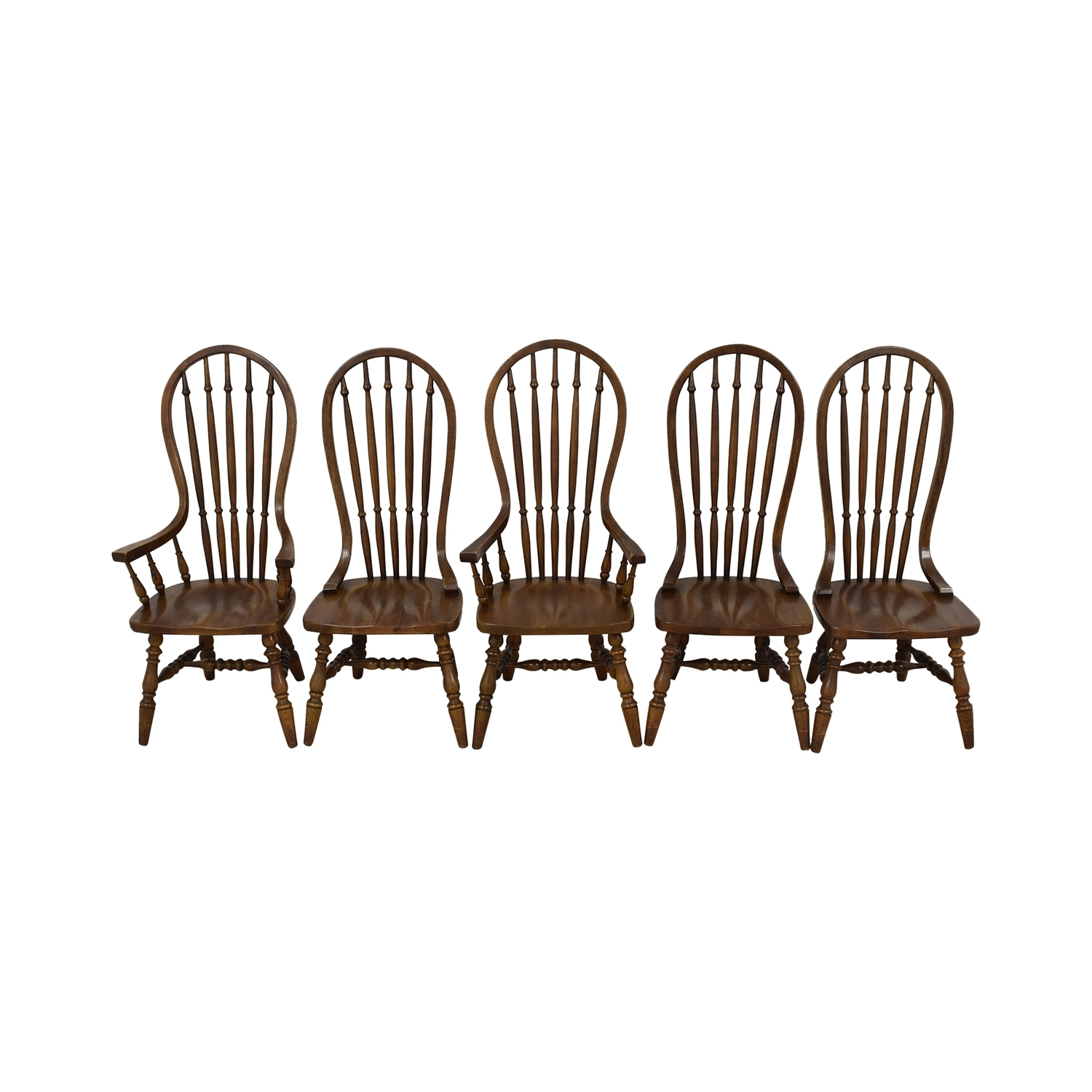 [%90% Off – Antique Oak Spindle Dining Chairs / Chairs Throughout Most Recent Second Hand Oak Dining Chairs|Second Hand Oak Dining Chairs Intended For Latest 90% Off – Antique Oak Spindle Dining Chairs / Chairs|Fashionable Second Hand Oak Dining Chairs With Regard To 90% Off – Antique Oak Spindle Dining Chairs / Chairs|Fashionable 90% Off – Antique Oak Spindle Dining Chairs / Chairs In Second Hand Oak Dining Chairs%] (View 4 of 25)