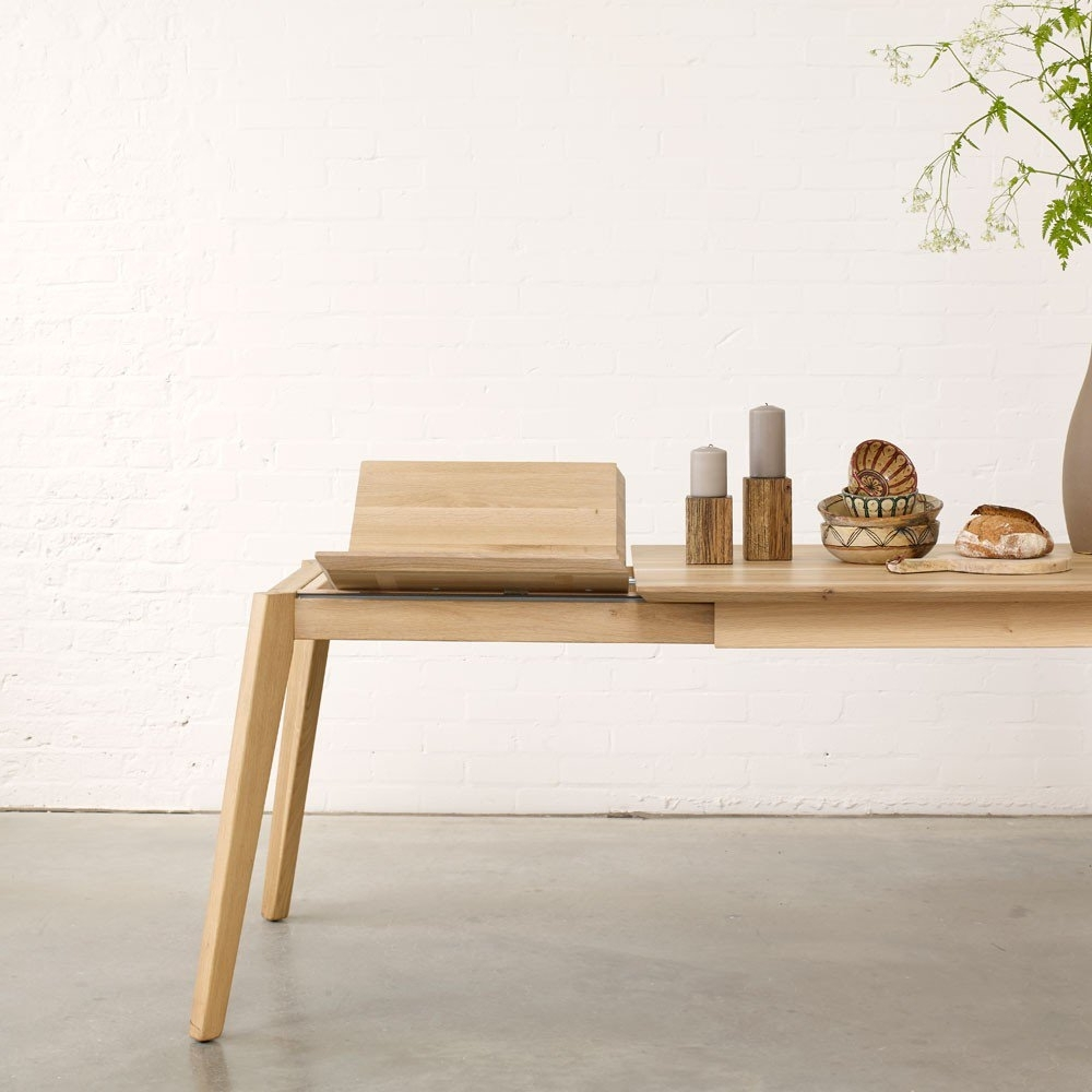Adventures In Furniture Intended For Extending Solid Oak Dining Tables (Gallery 8 of 25)