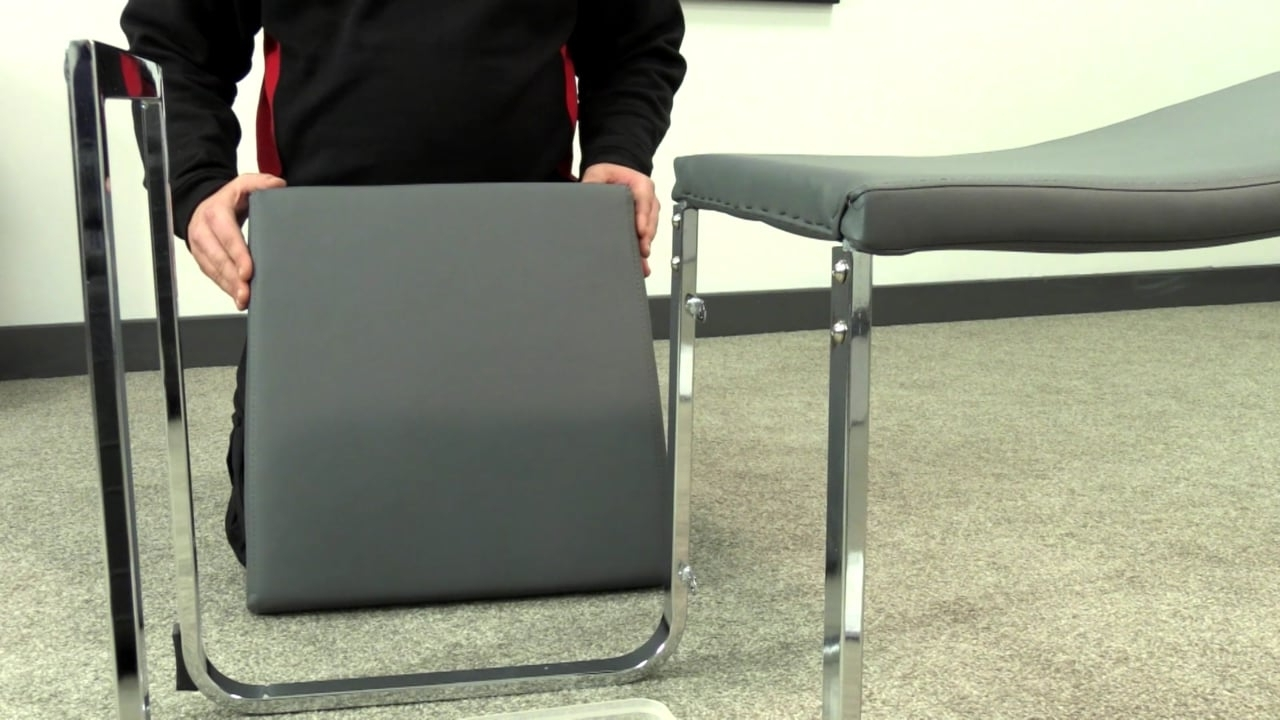Alcora Dining Chair On Vimeo With Trendy Alcora Dining Chairs (Gallery 10 of 25)