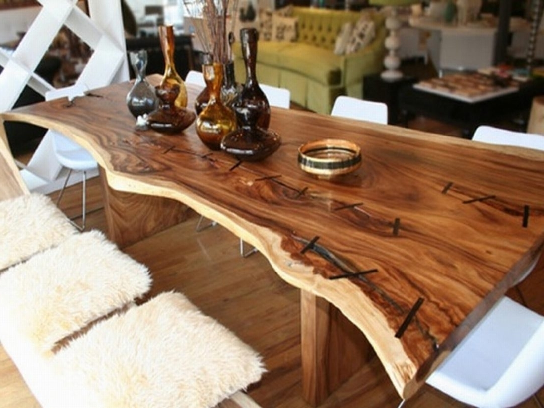 Amazing Dining Room Tables Adorable Unusual Dining Tables Suspended Pertaining To Recent Unusual Dining Tables For Sale (View 6 of 25)