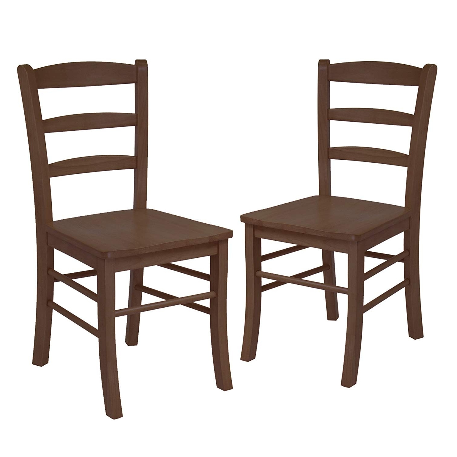 Amazon: Winsome Wood 34232 Benjamin Seating, Natural: Kitchen Intended For Latest Wooden Dining Sets (View 22 of 25)