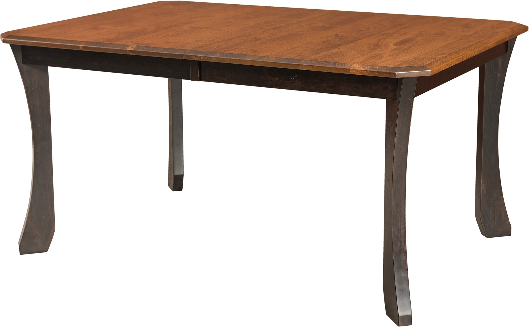 Amish Leg Dining Table (Gallery 23 of 25)