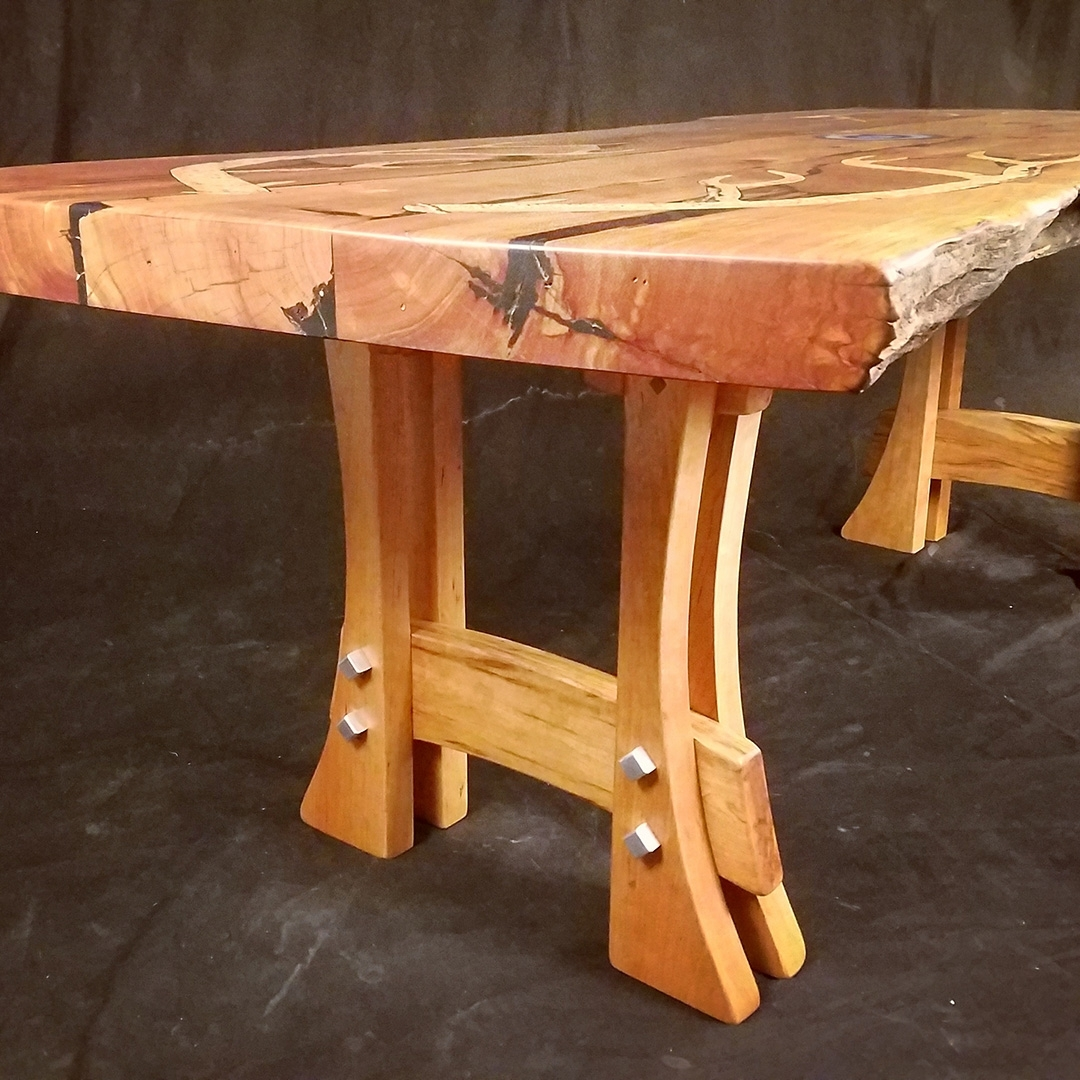 Andy & Aaron Sanchez – Furniture Artisans, Functional Art Throughout Best And Newest Artisanal Dining Tables (View 2 of 25)
