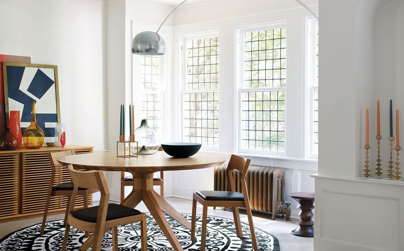 Architectural Digest Intended For Preferred Lighting For Dining Tables (View 2 of 25)