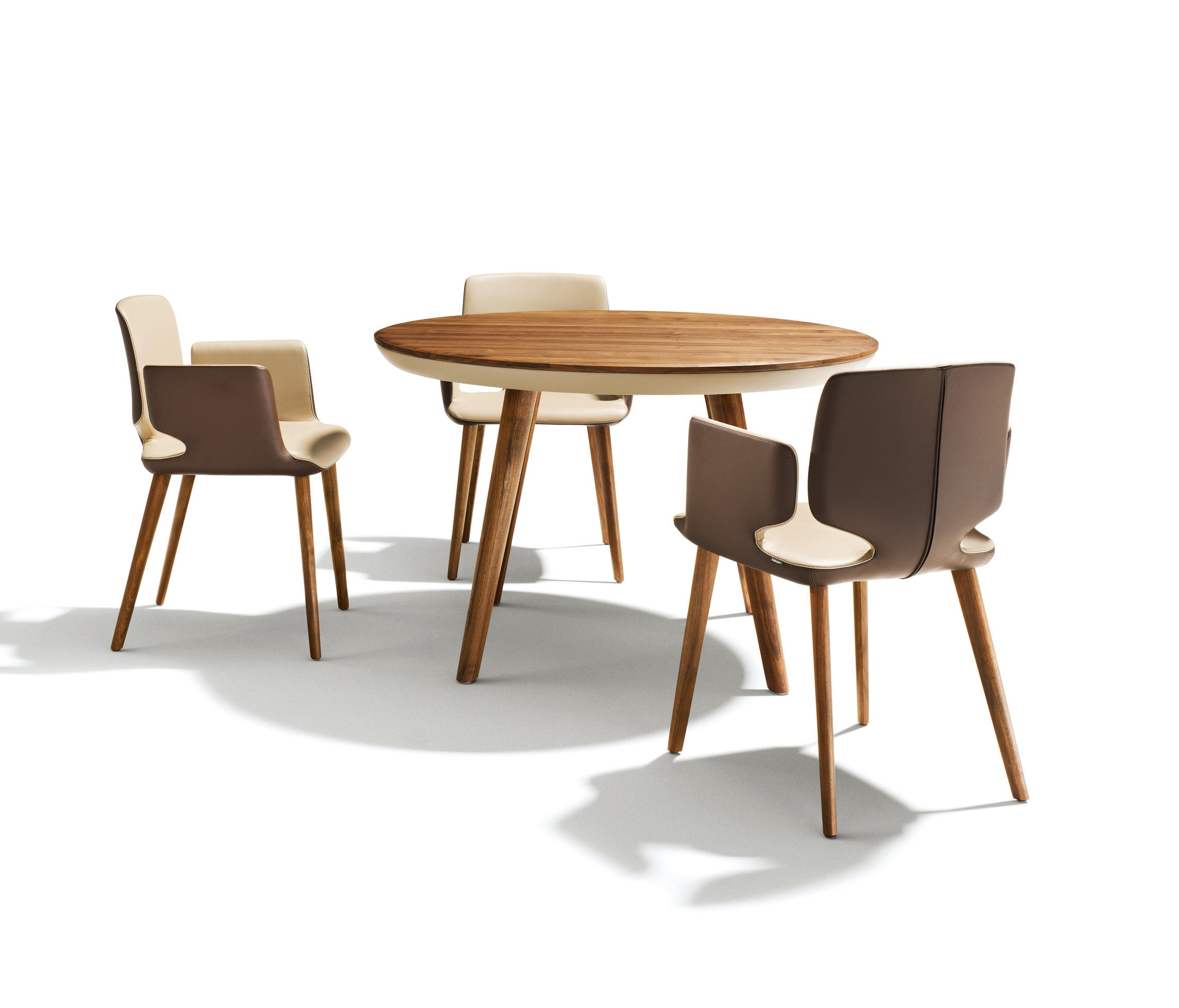 Architonic Intended For Non Wood Dining Tables (View 3 of 25)