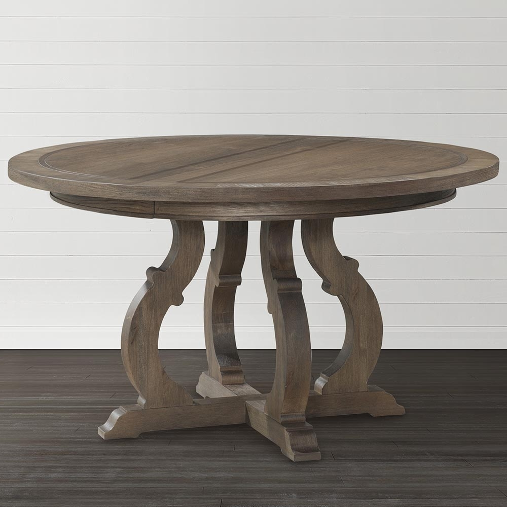 Artisan Round Dining Table (View 3 of 25)