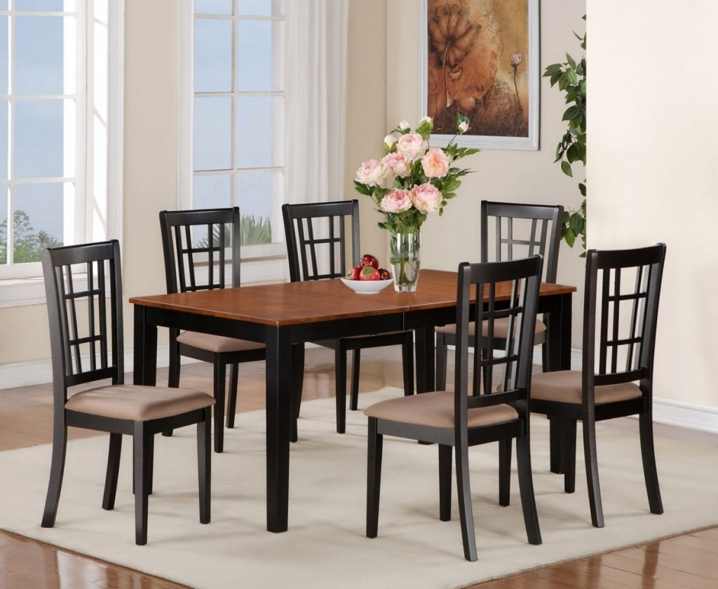Asian Dining Tables Regarding 2017 Fascinating Modern Kitchen Table Set With Asian Dining Chairs And (View 3 of 25)