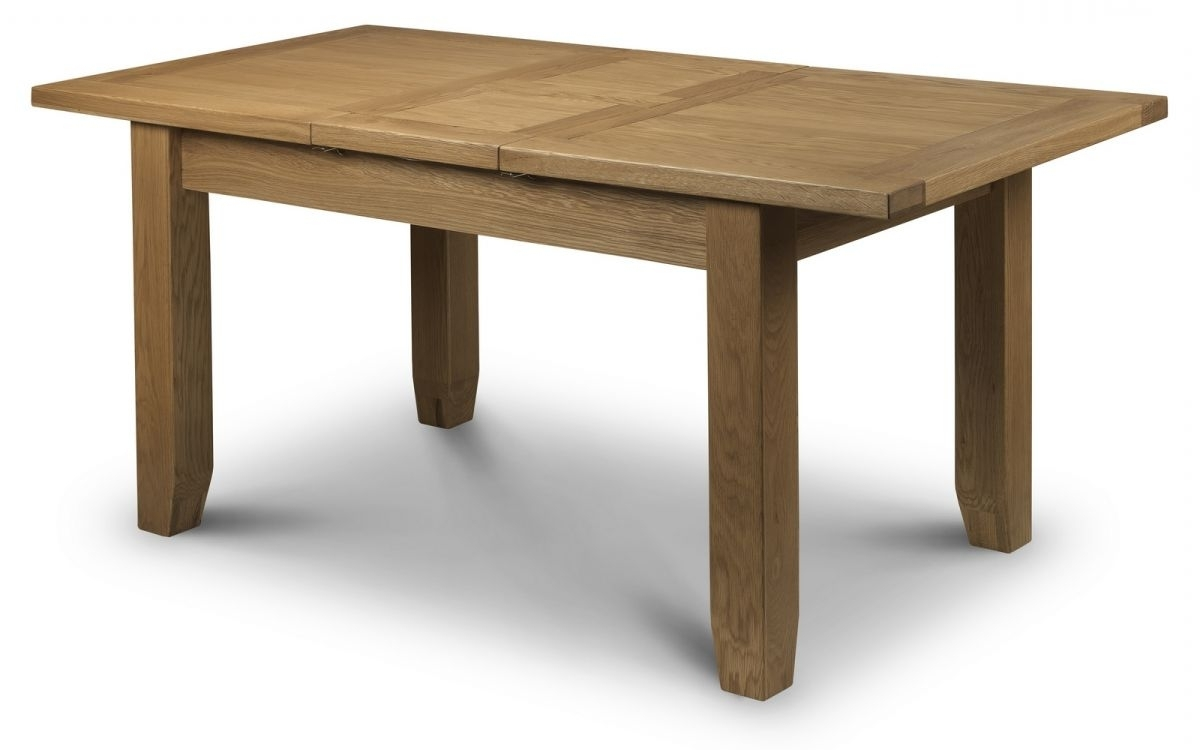 Astoria Extending Oak Dining Table (View 16 of 25)