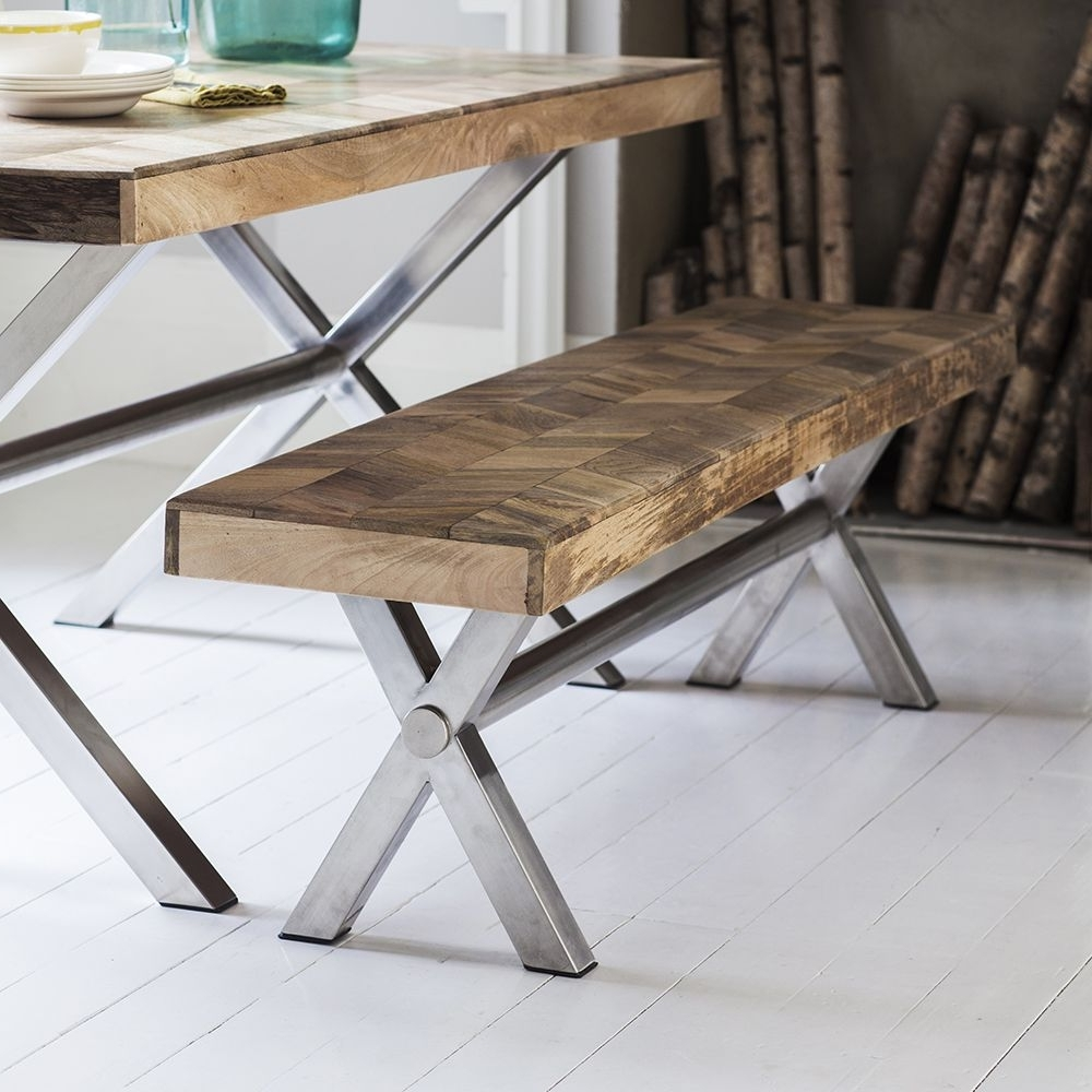 Atkin And Thyme In Fashionable Logan Dining Tables (View 4 of 25)