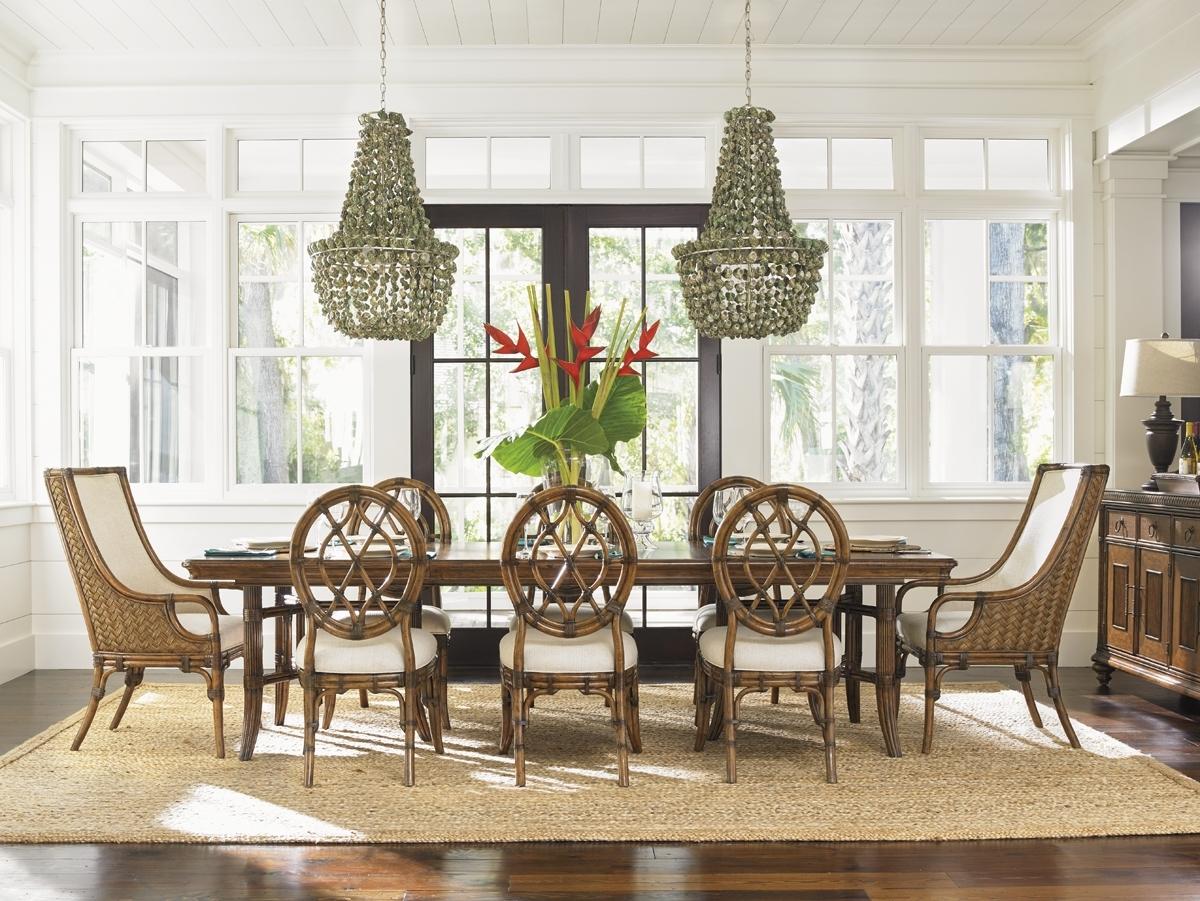 Bali Hai Fisher Island Rectangular Dining Table (Gallery 9 of 25)