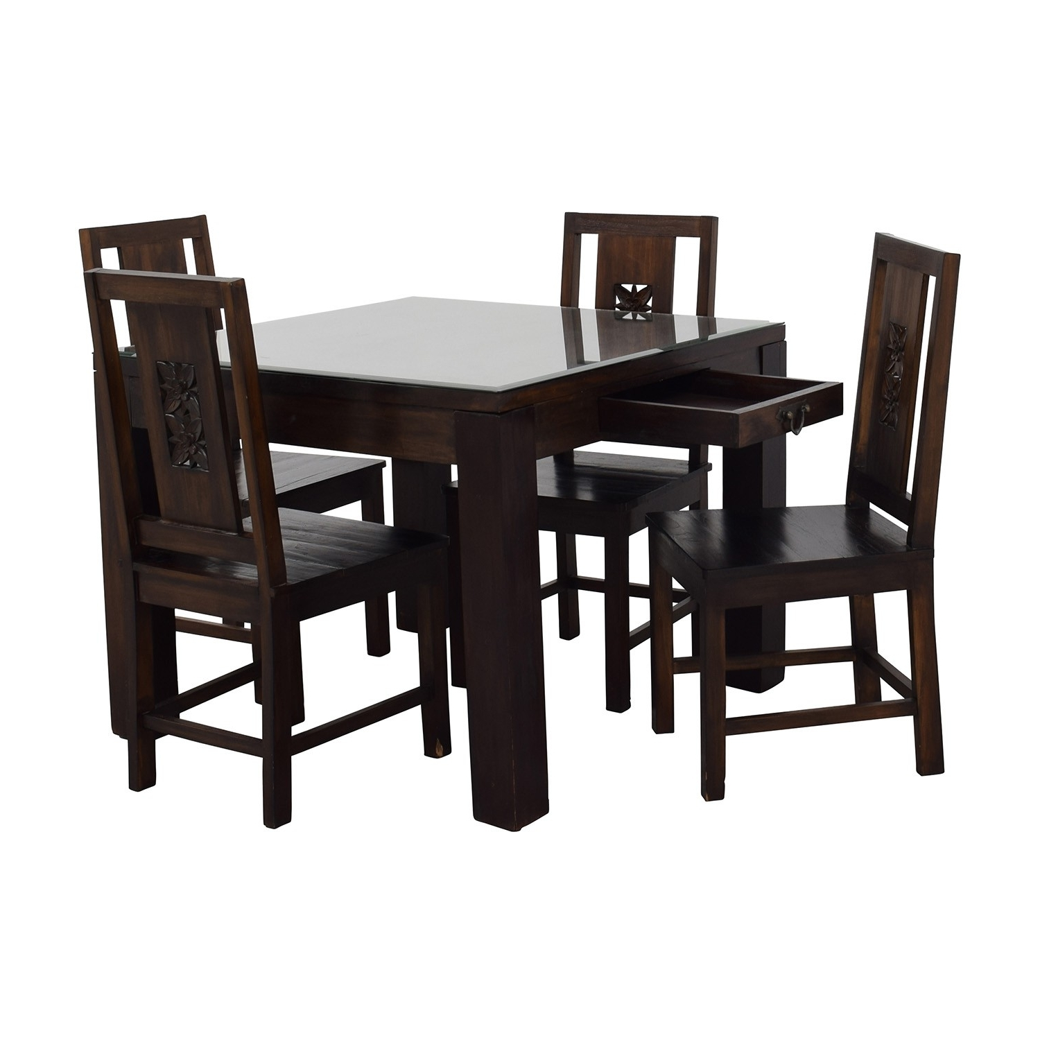 Balinese Dining Tables In Well Known Used Dining Table Sets Best Of Off Balinese Teak Dining Table Set (View 12 of 25)