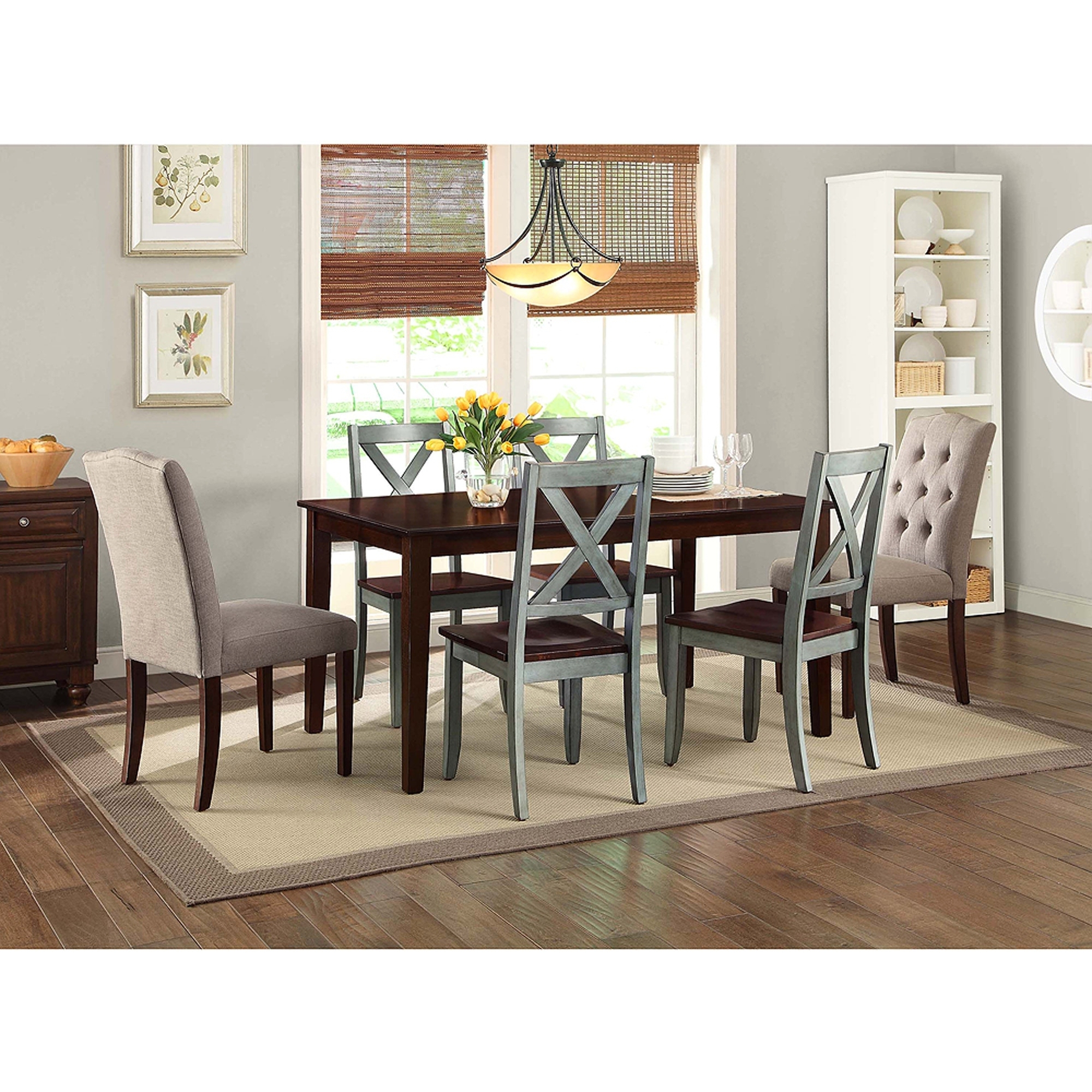 Bank Of Ideas In Partridge 7 Piece Dining Sets (View 18 of 25)