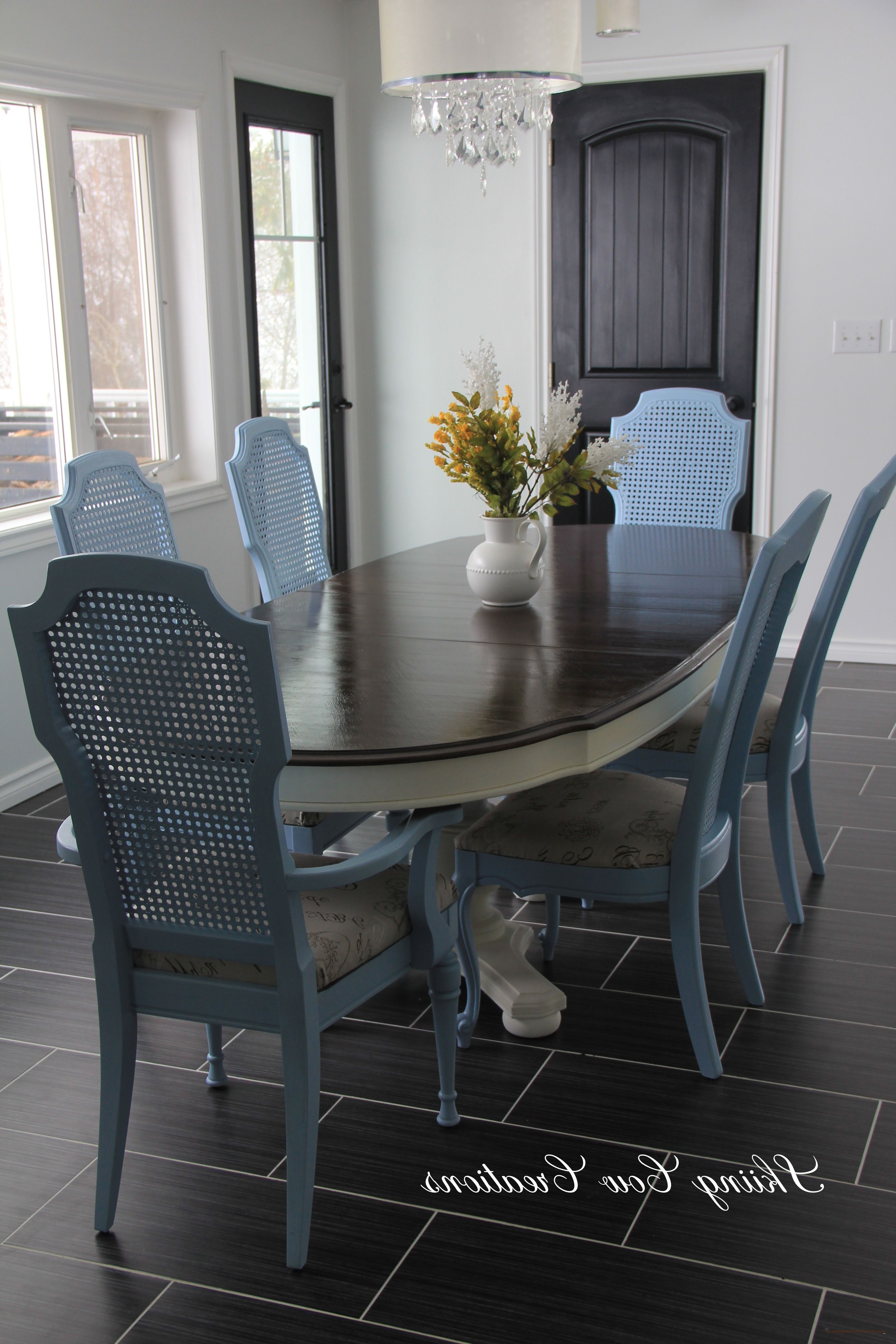 Beautiful Used Dining Room Sets Ebay And 4 Dining Room Chairs Ebay Regarding Most Recently Released Ebay Dining Suites (View 23 of 25)