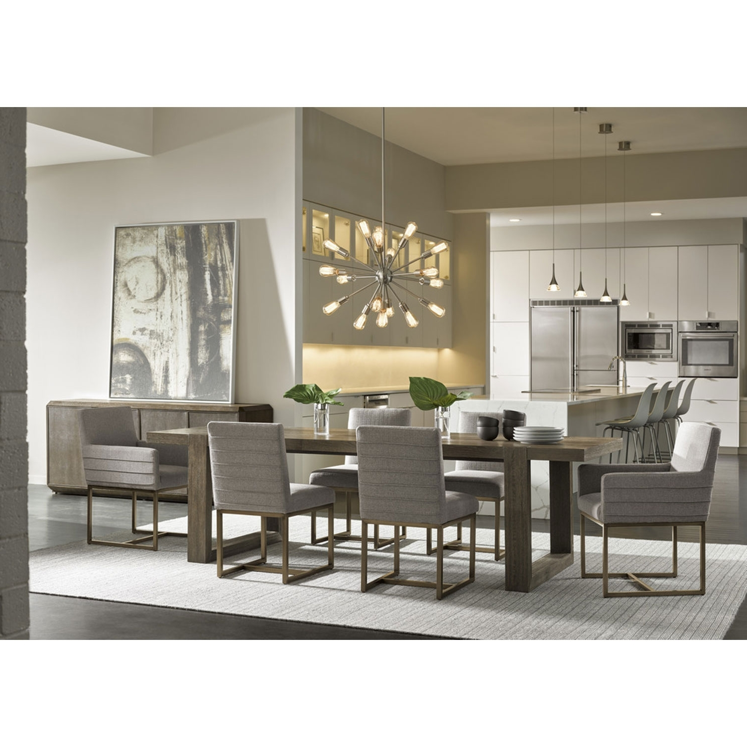 Bellacor In Universal Dining Tables (View 3 of 25)