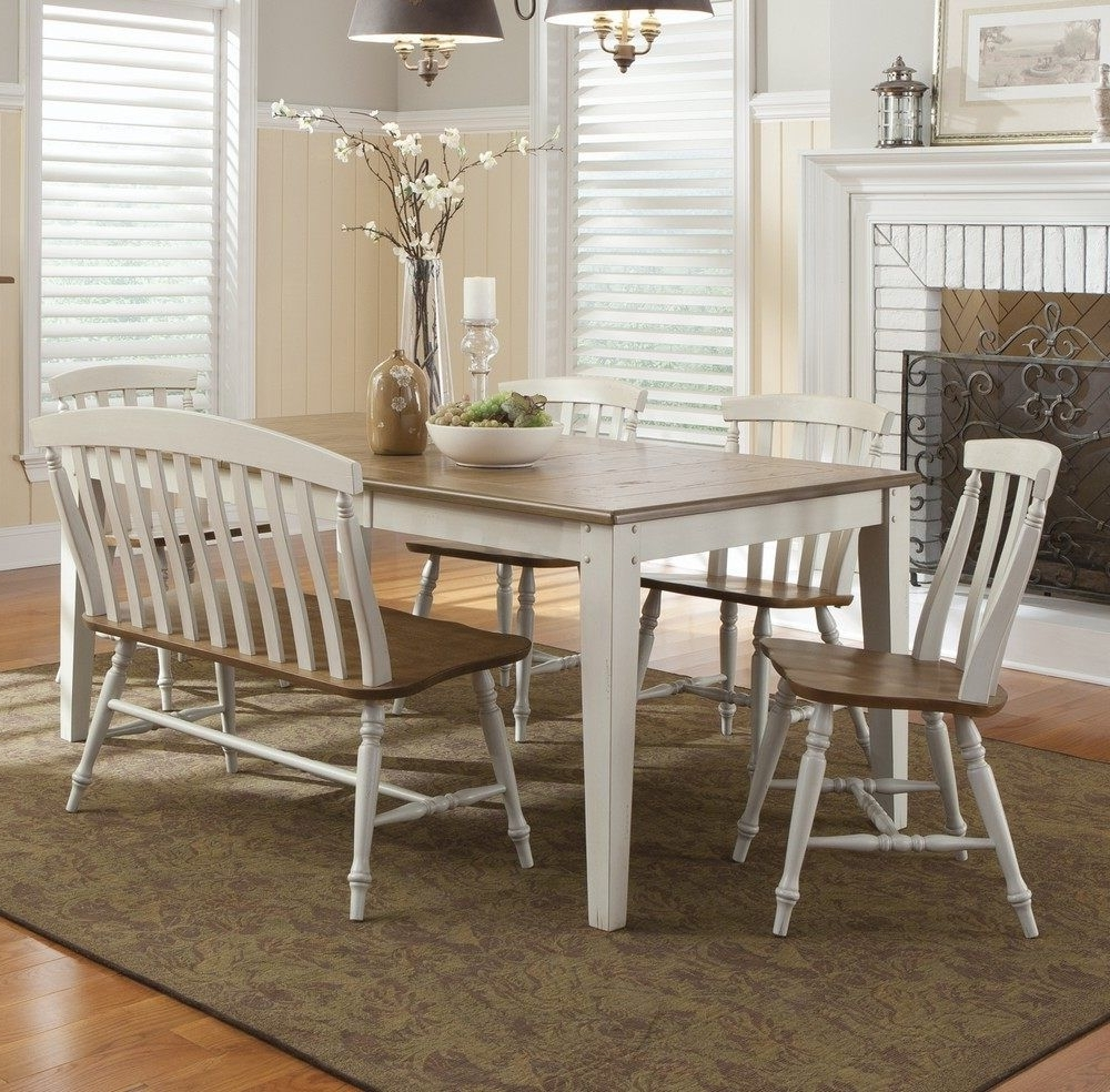 Bench With Back For Dining Tables With Most Popular Dining Bench With Back Dining Room Bench With Back Download Dining (View 14 of 25)
