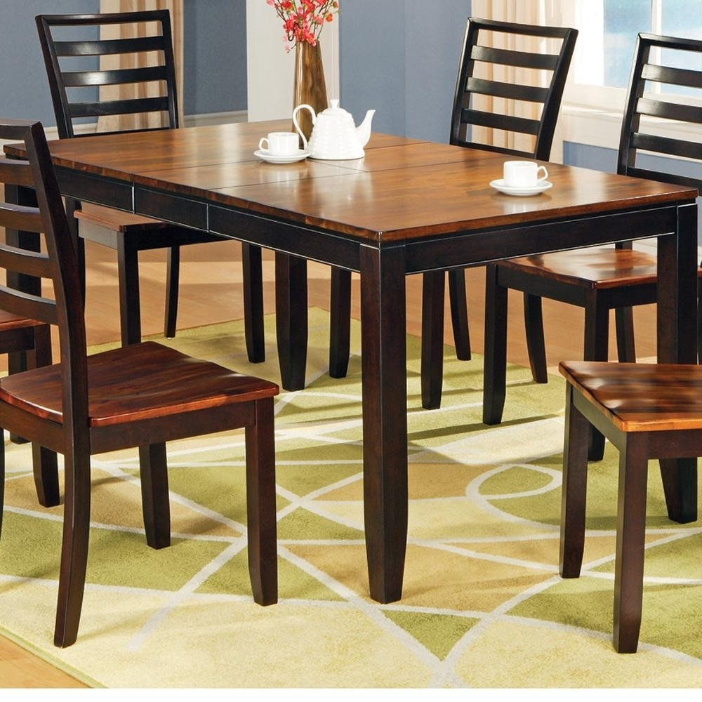 Best And Newest Acacia Dining Tables Within Buy Abaco Drop Leaf Storage Dining Table In Acacia Finishsteve (View 16 of 25)