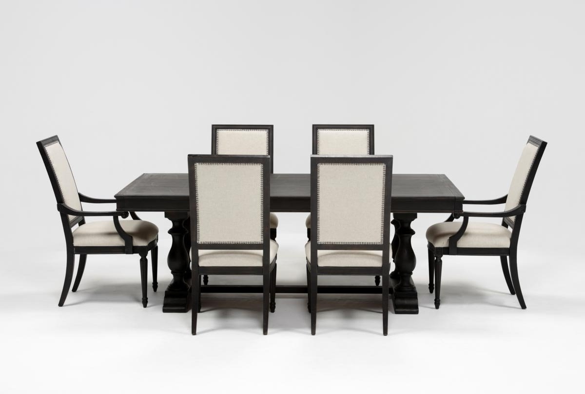 Best And Newest Chapleau 7 Piece Extension Dining Set (Gallery 1 of 25)