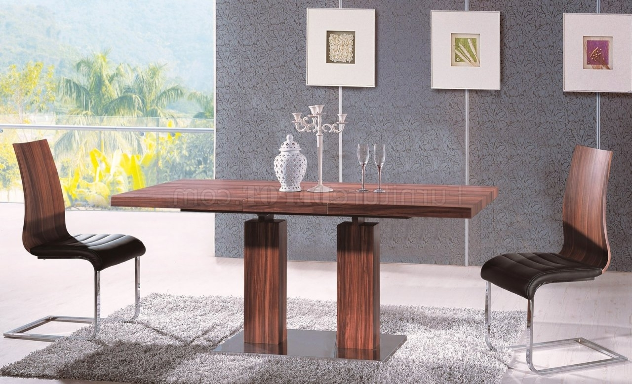 Best And Newest Delfina Dining Tables With Regard To Va9830 Delfina Dining Tableat Home Usa W/options (View 5 of 25)