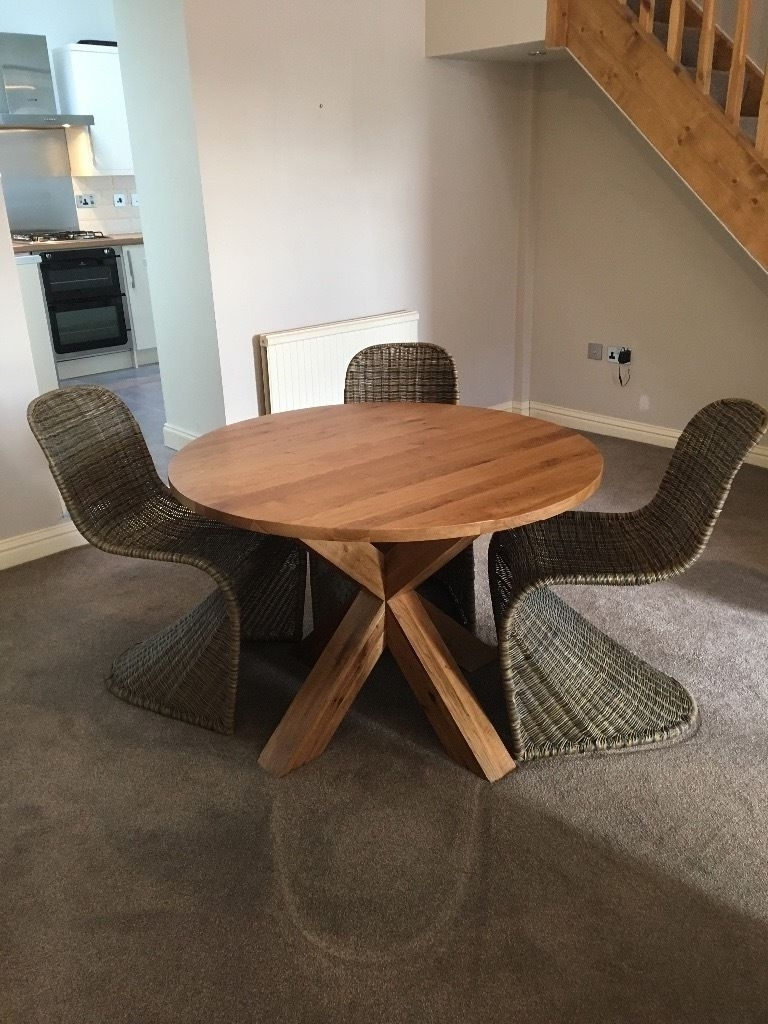 Best And Newest Next Hudson Dining Tables With Regard To Next Hudson Dining Table And Chairs (View 5 of 25)