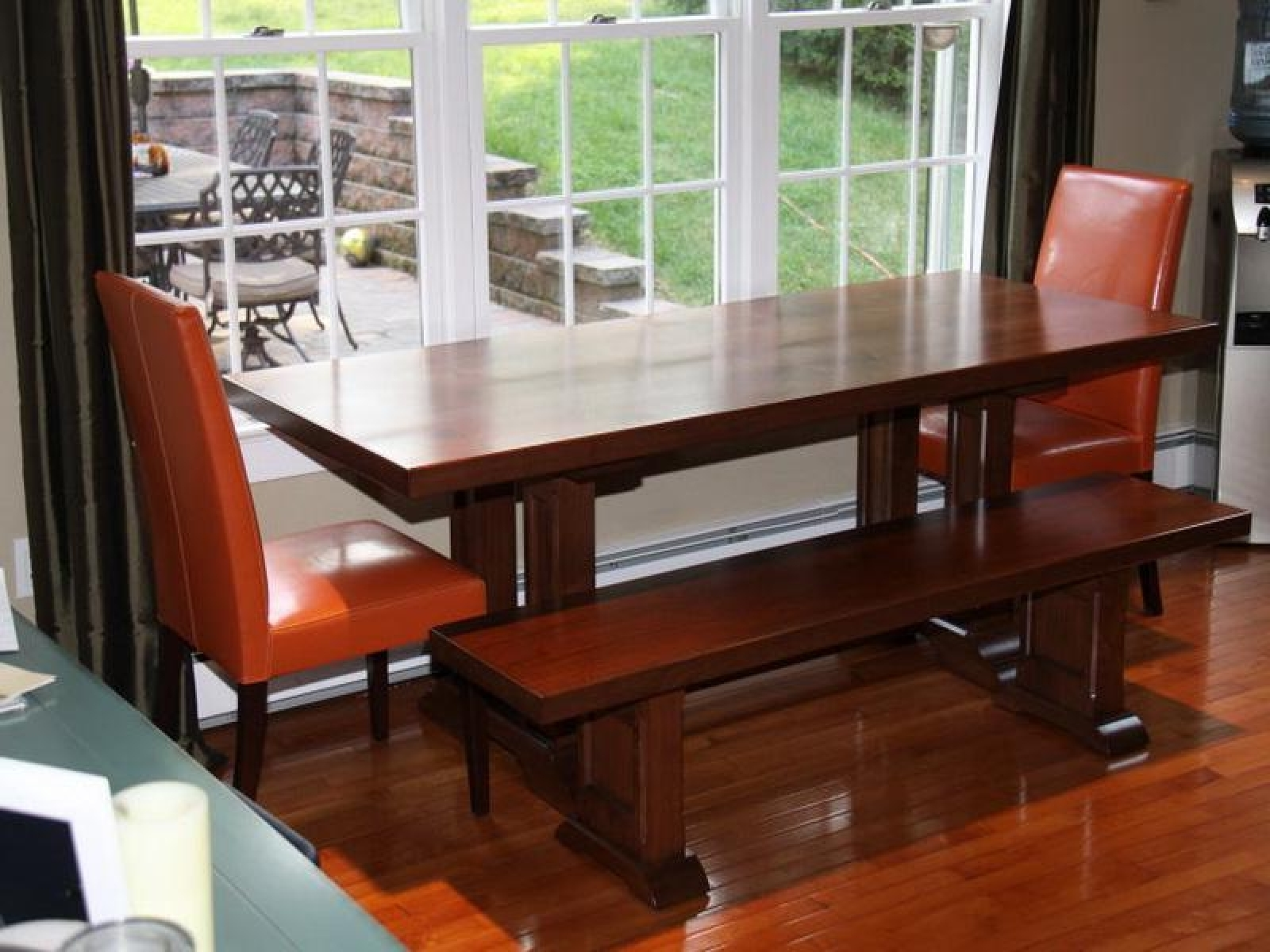 Best And Newest Small Dark Wood Dining Tables Inside Dining Room Small Black Kitchen Table Sets Best Dining Set For Small (View 23 of 25)