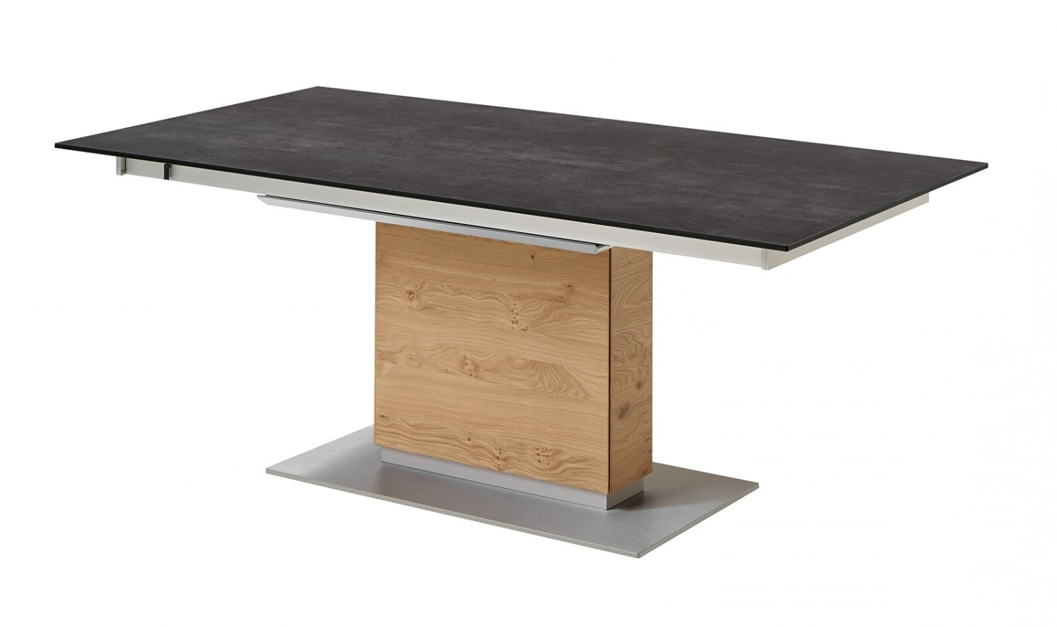 Best And Newest Square Extendable Dining Tables With Regard To Buy Venjakob Et588 Extendable Dining Table (View 4 of 25)