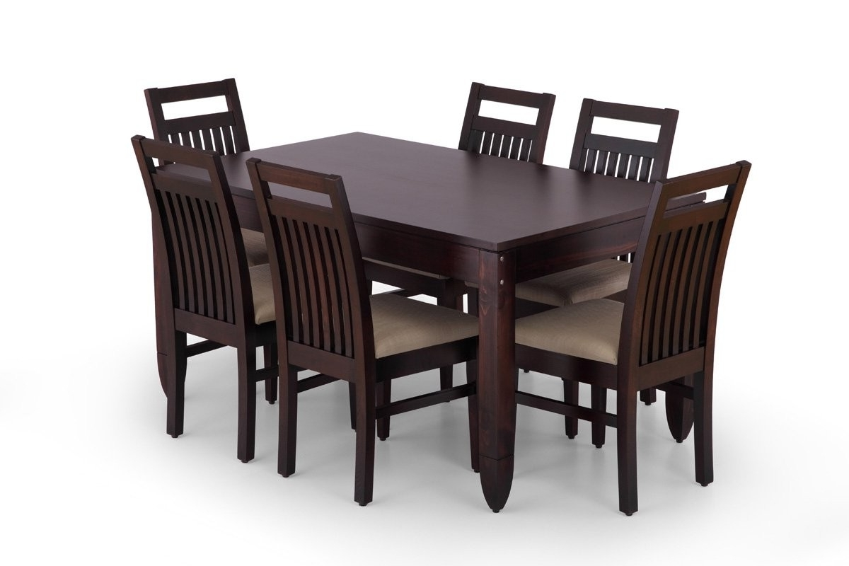 Best And Newest Wooden Dining Sets Throughout Wood Dining Table Set Awesome Buy Wooden Dining Table Set Line (View 8 of 25)