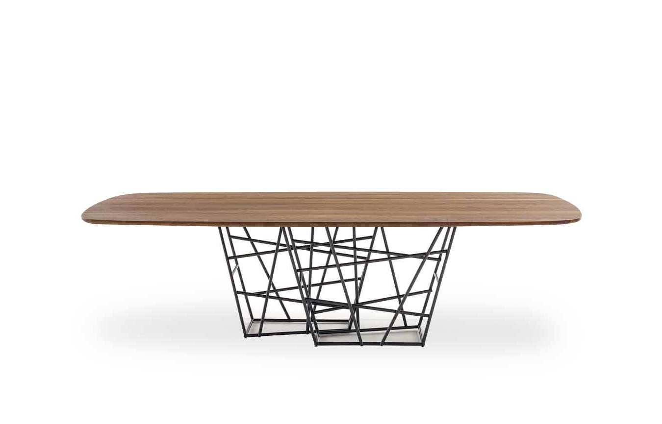 Best And Newest Wooden & Glass Dining Tables (View 7 of 25)