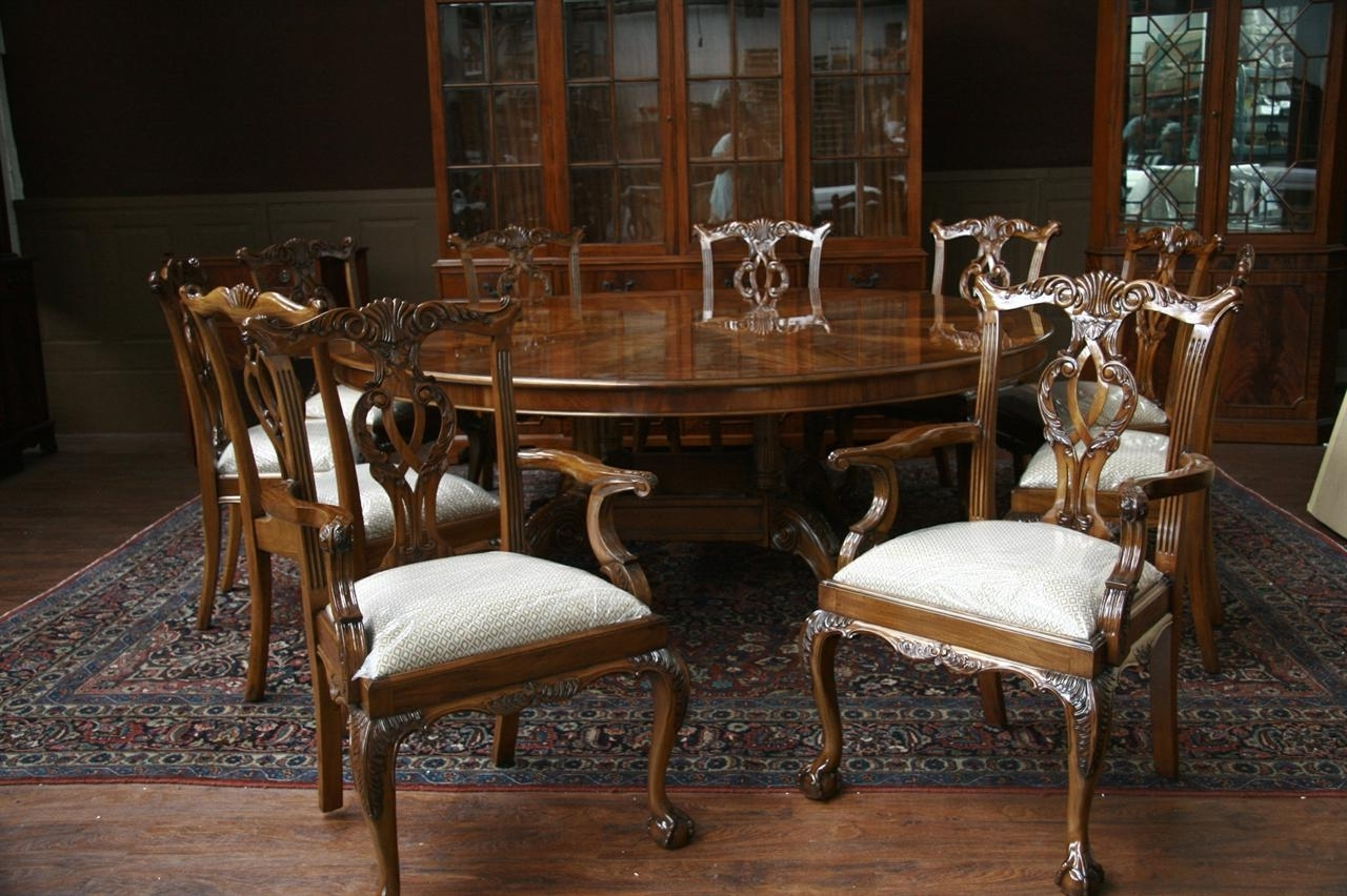 Best Dining Table Ideas (View 17 of 25)