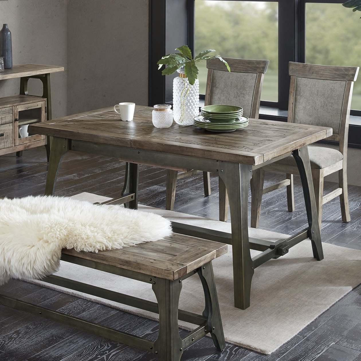 Birch Lane Within Craftsman 9 Piece Extension Dining Sets (View 18 of 25)