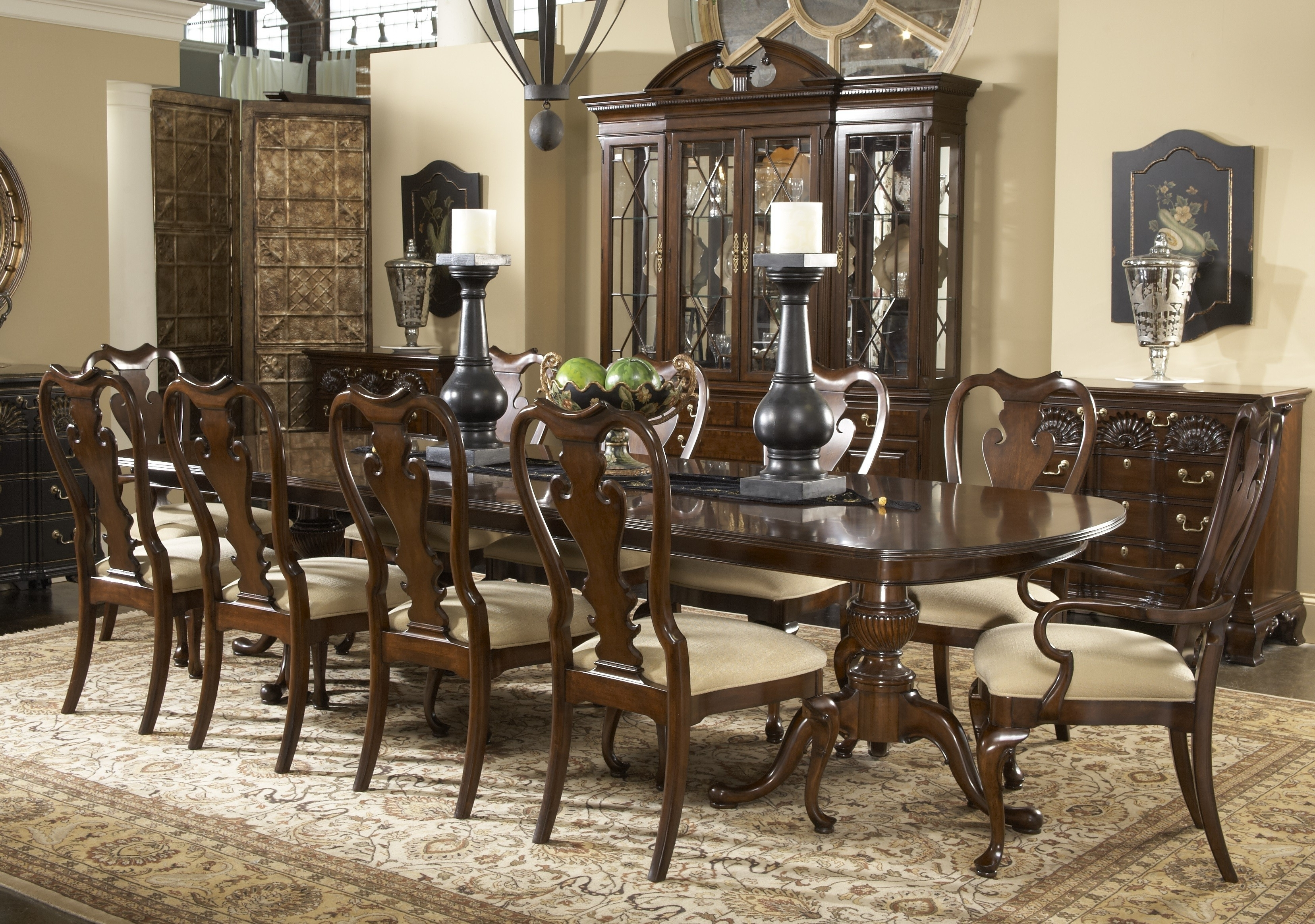 Black Trestle Dining Table Best Of Engaging Solid Wood Dining Room For Well Known Dark Solid Wood Dining Tables (View 6 of 25)